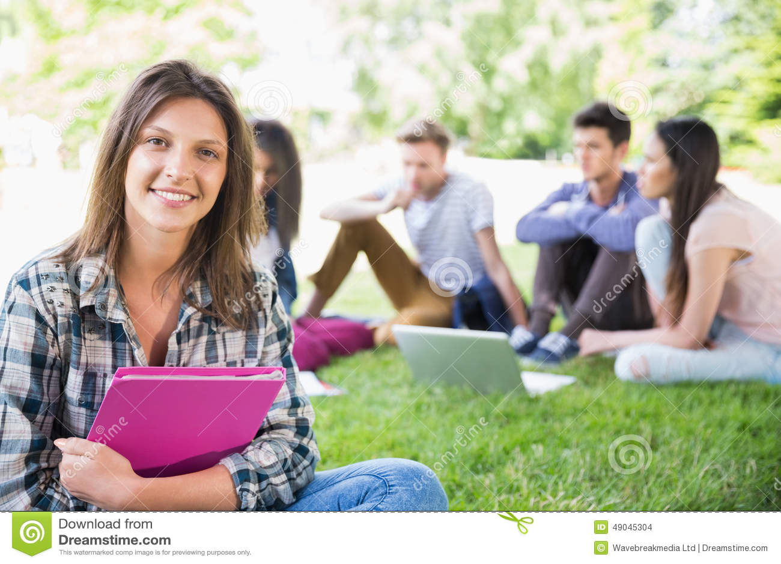 A Happy Campus