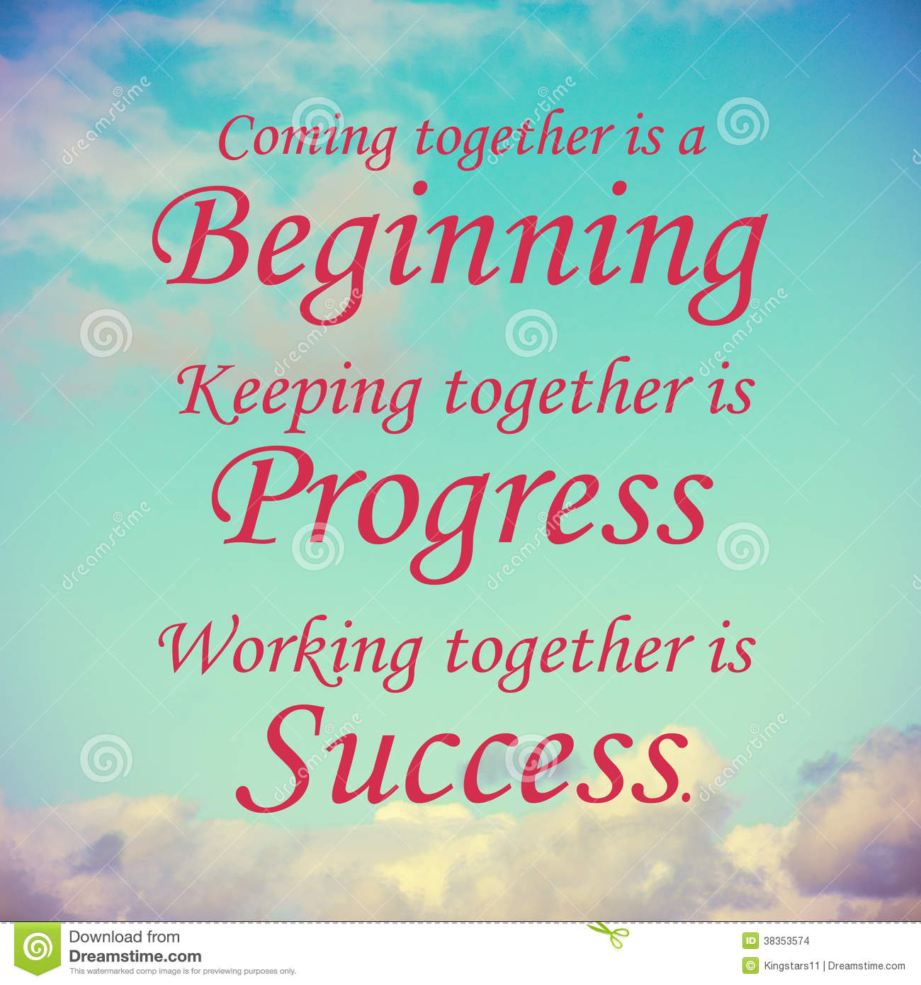 success quotation from henry ford stock photo 38353574 megapixl