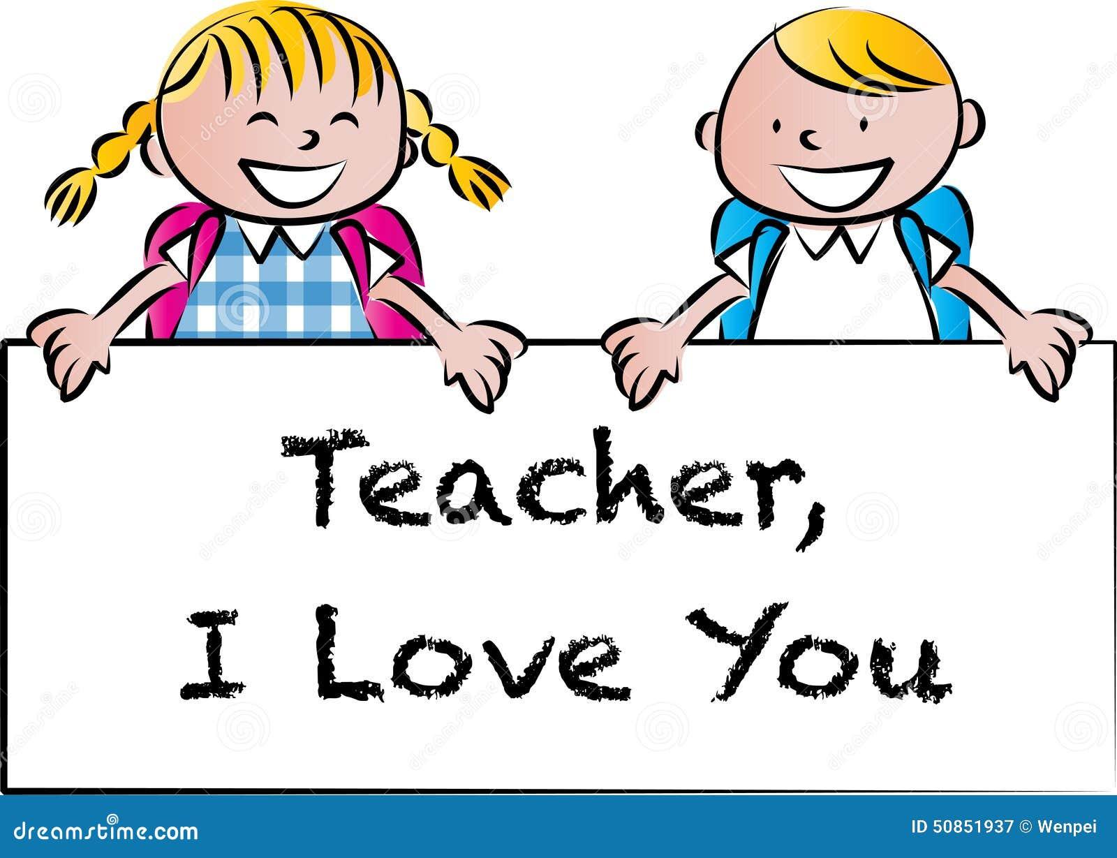 Happy Teachers Day Stock Illustration Illustration Of Drawing