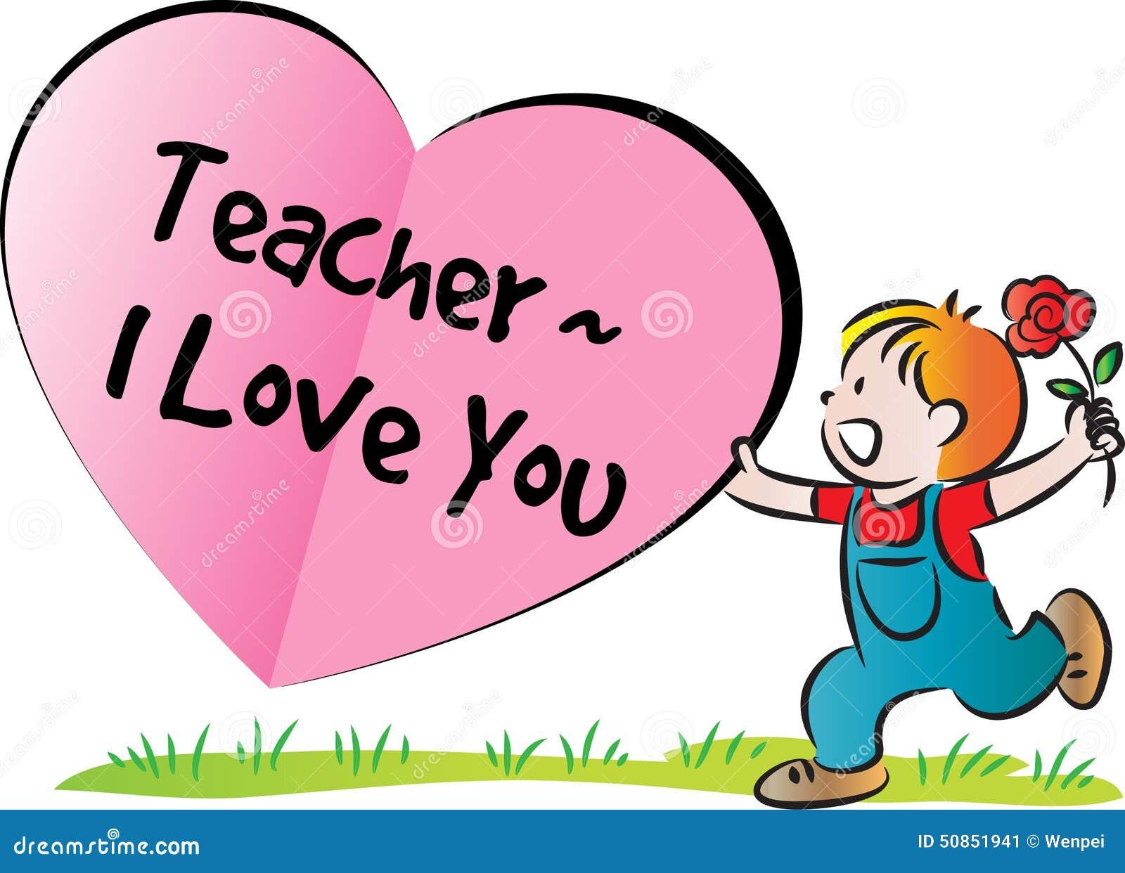 Happy Teachers Day Stock Illustration - Image: 50851941