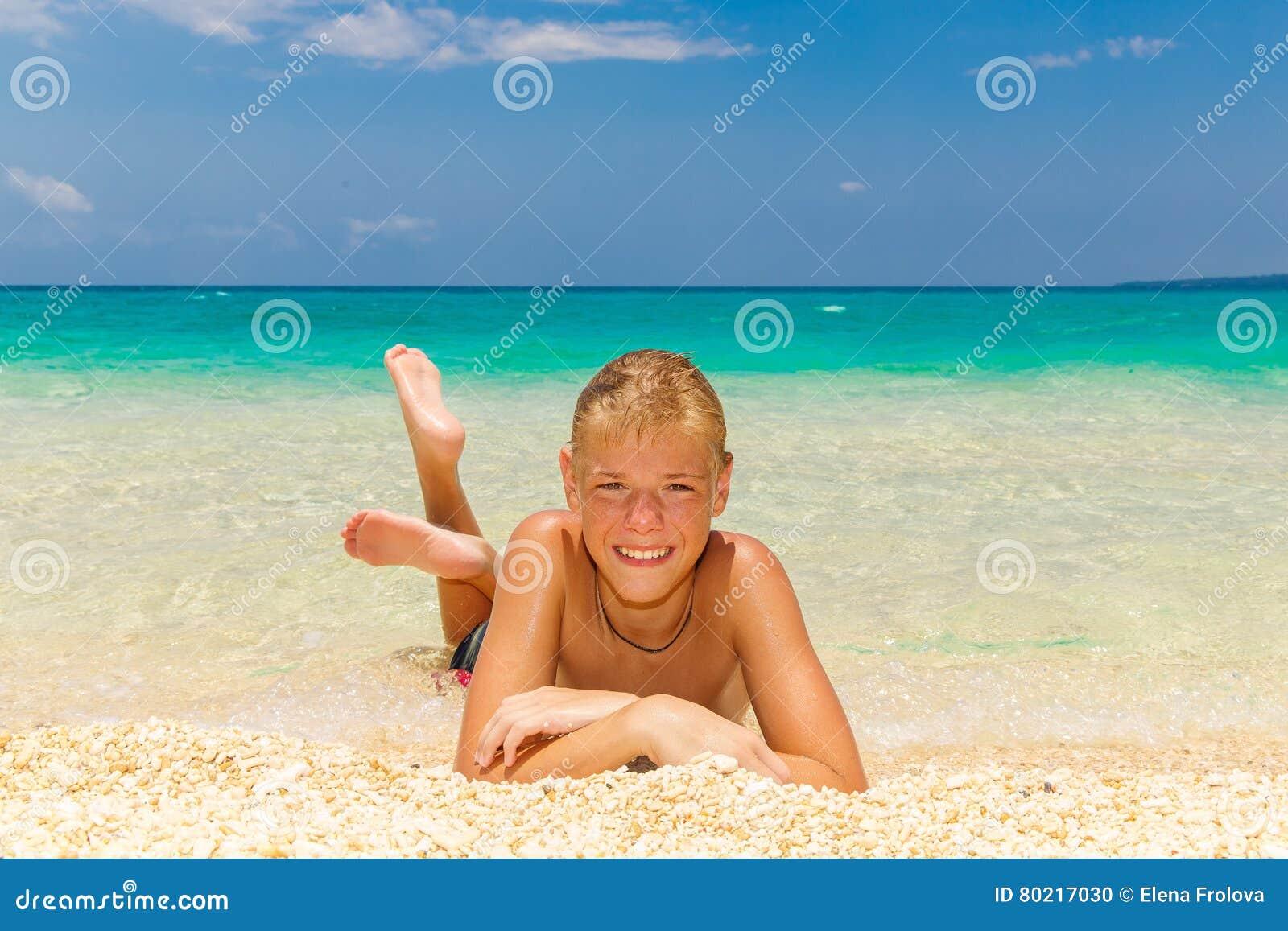 Junior nude pagents