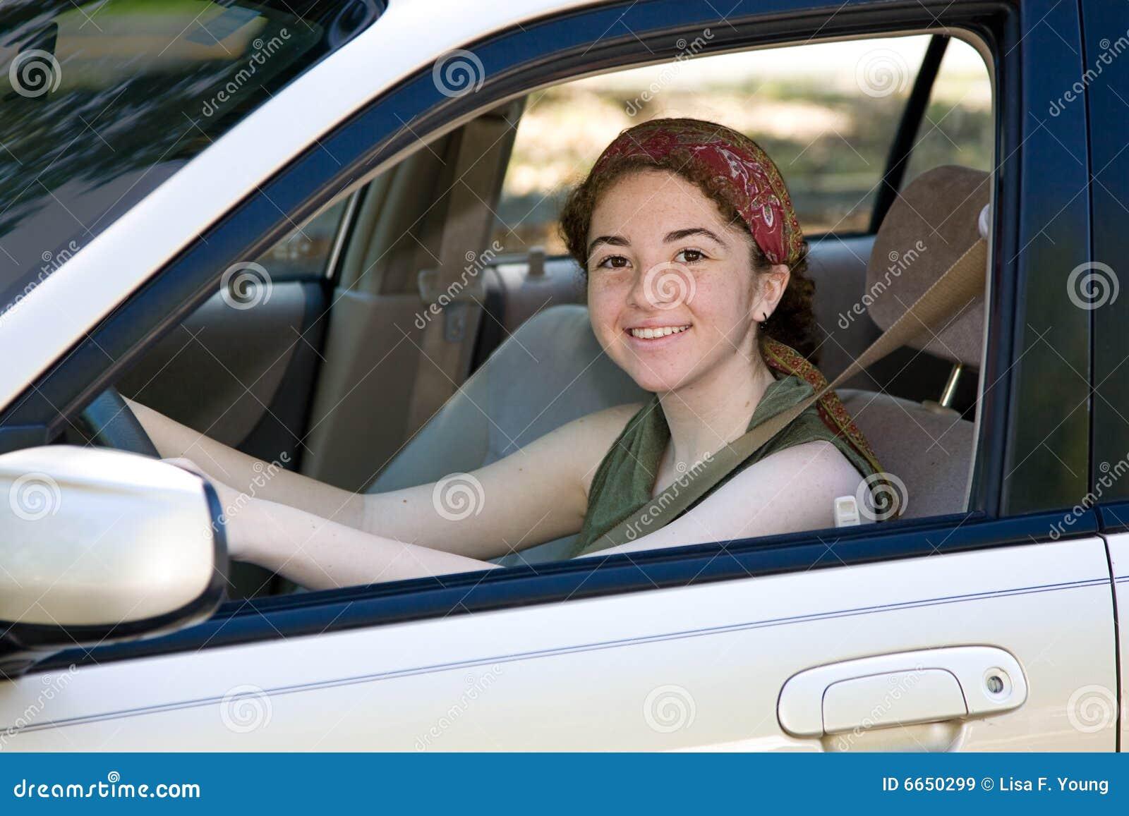 Description Driving Driver License Teens 100