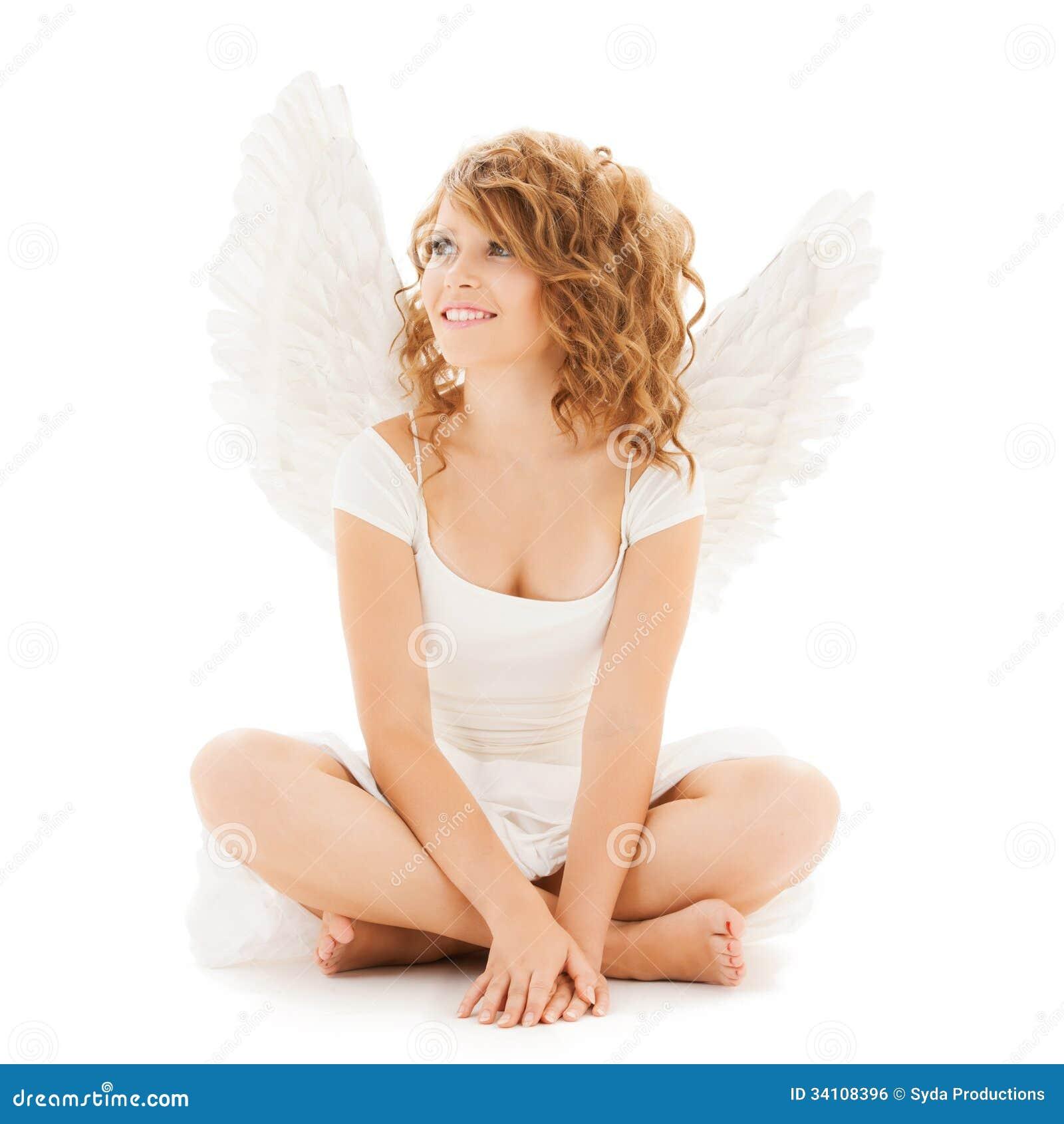 thumbs angel teen