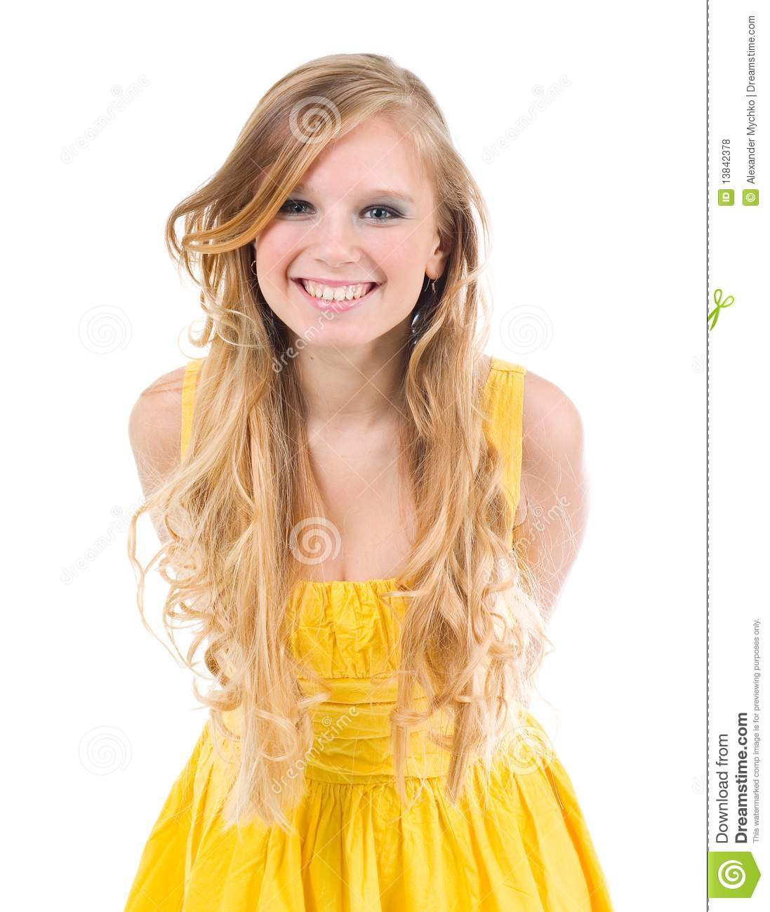Https Www Dreamstime Com Royalty Free Stock Photos Happy Teenage Girl Isolated Image13842378