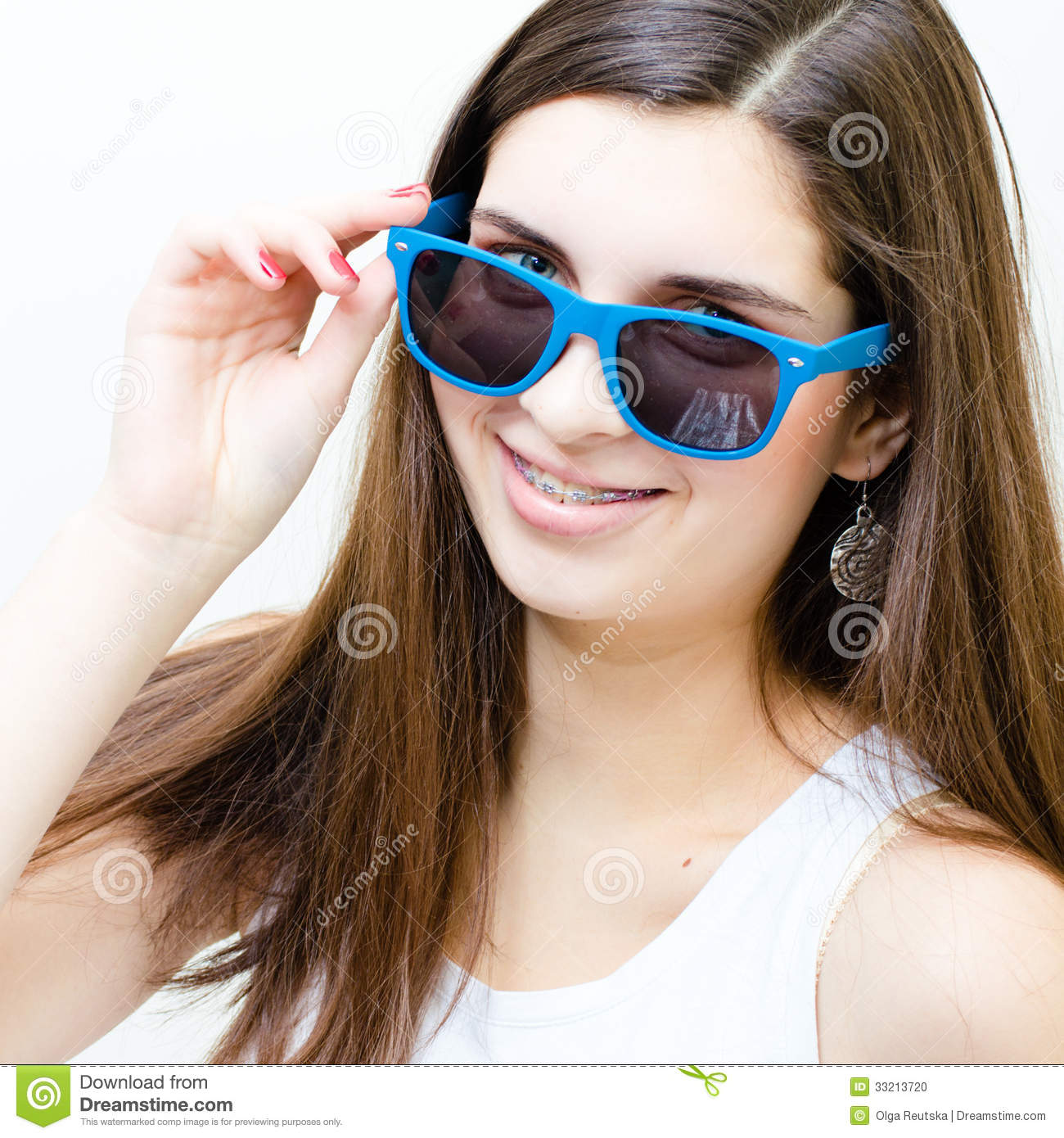 Something is. sunglasses for teen girls sorry