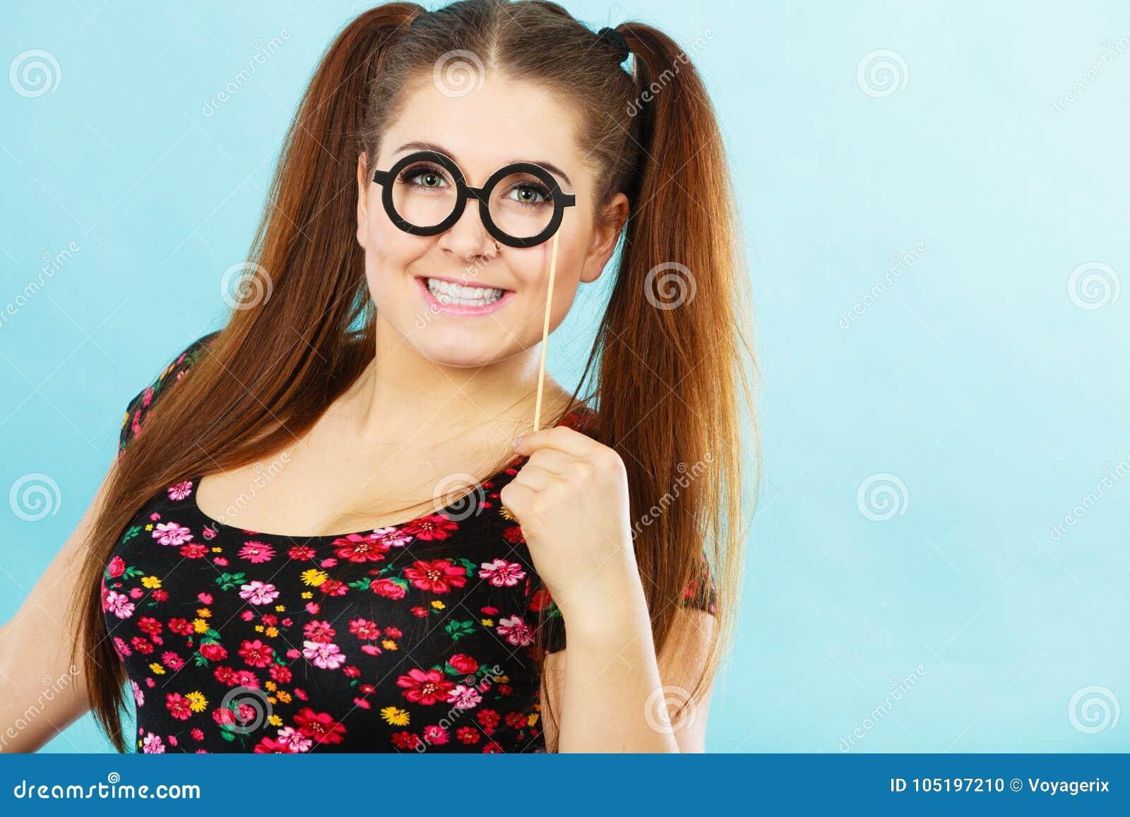 Dildo cums on mature redhead
