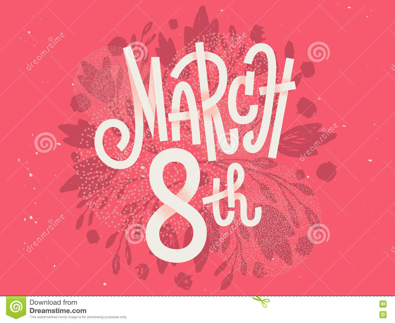 Happy 8th of March, the international womens day
