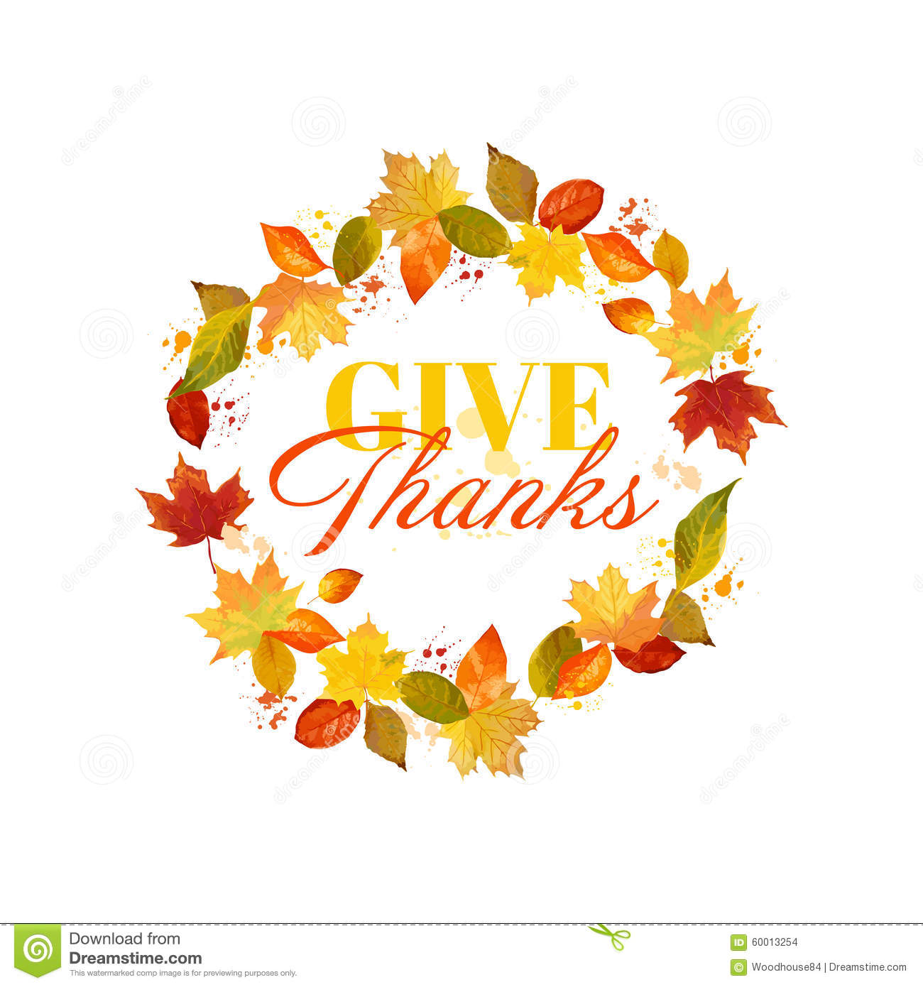 Happy Thanksgiving Day Background Stock Vector ...