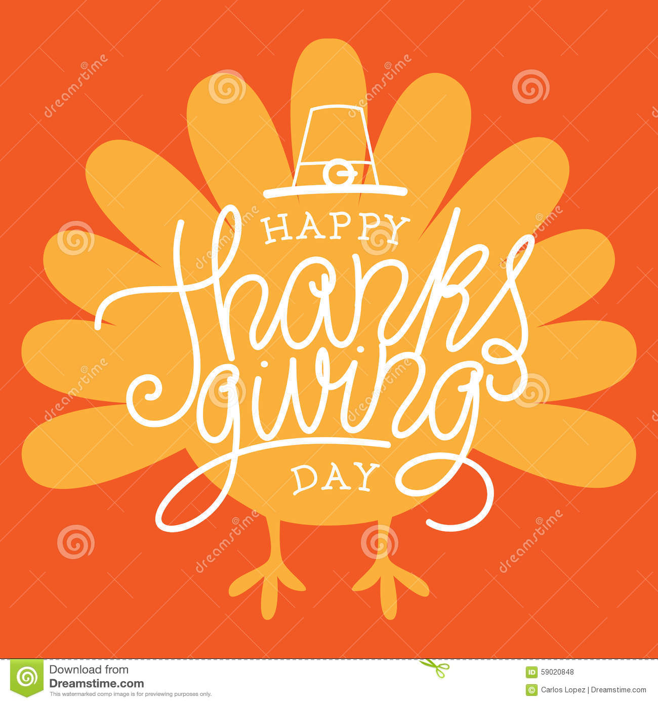 happy thanksgiving day stock vector  image of colorful
