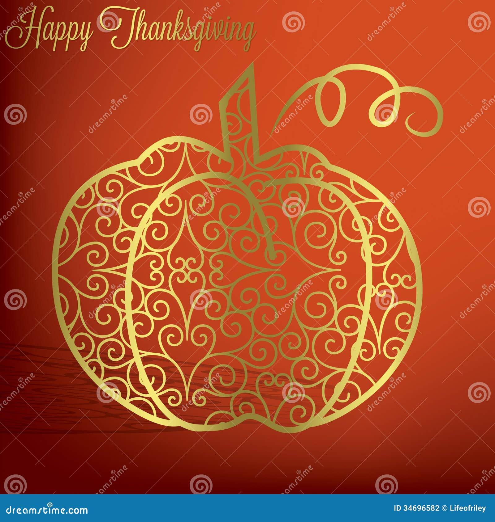 happy thanksgiving  stock illustration  image of