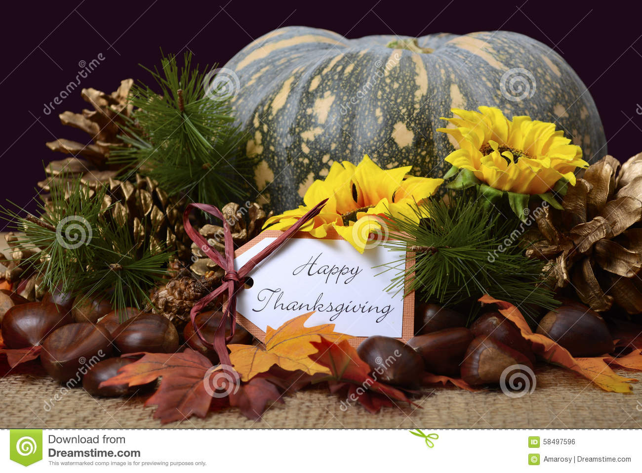 Happy thanksgiving pumpkin rustic setting stock photos 210 images kristyandbryce Images