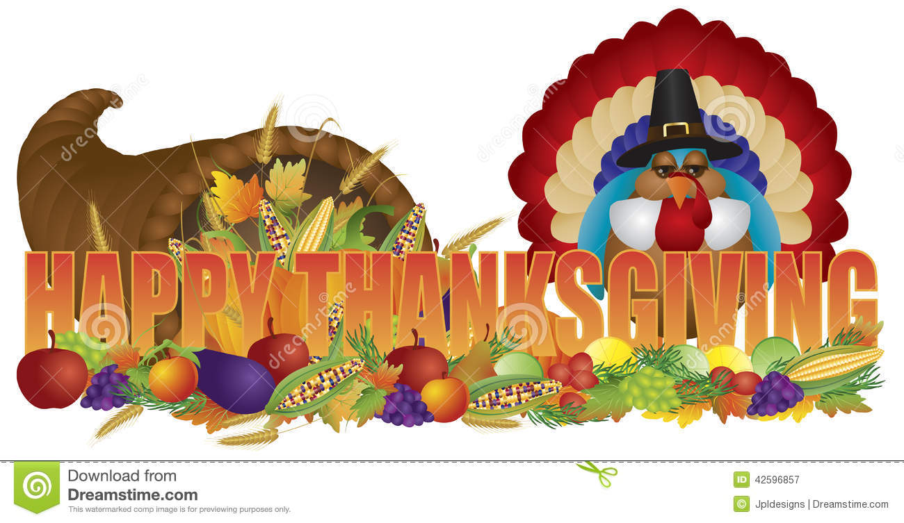 Cornucopia Stock Illustrations – 1,225 Cornucopia Stock ...