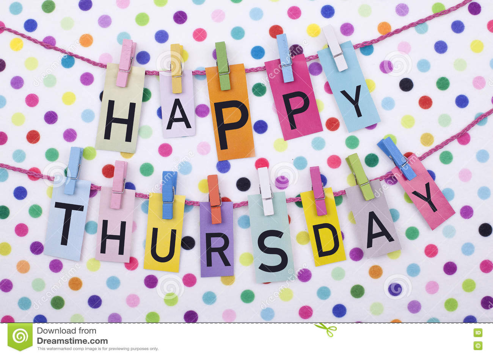 Happy thursday stock image image of text hello cheerful 54757641 happy thursday m4hsunfo