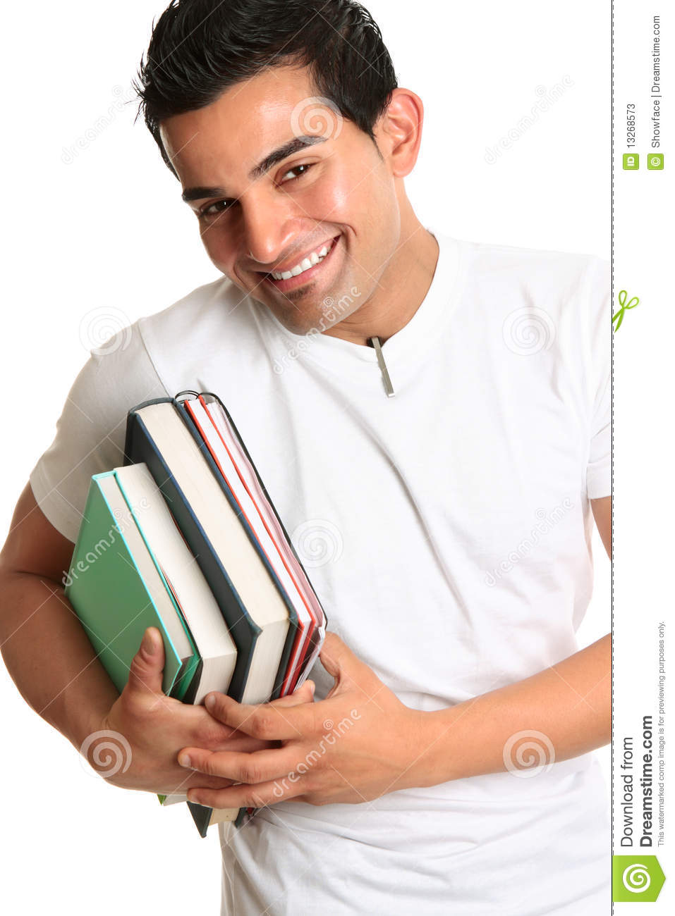 Happy University College Student Stock Photos - Image ...