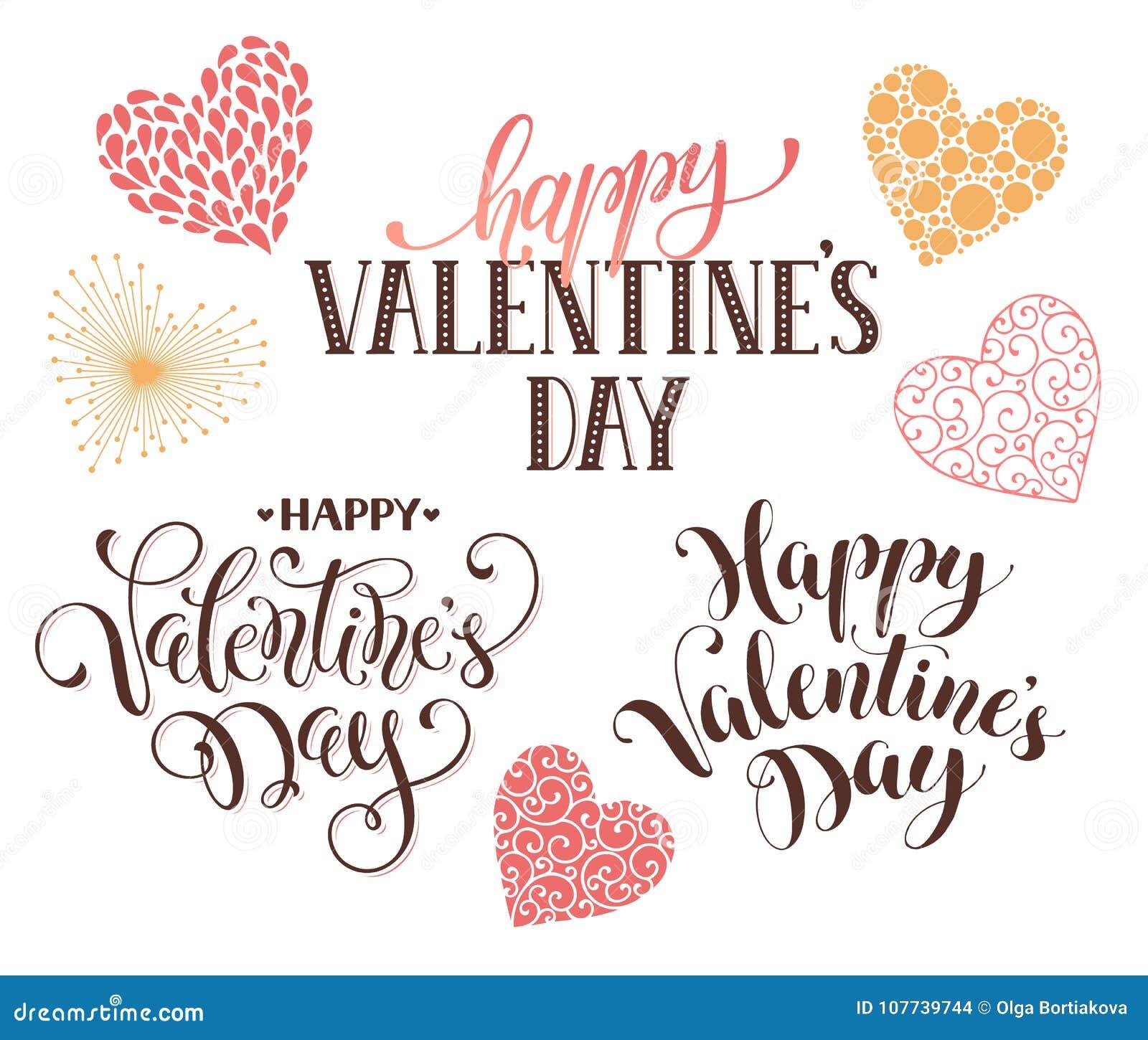 happy valentine day phrases