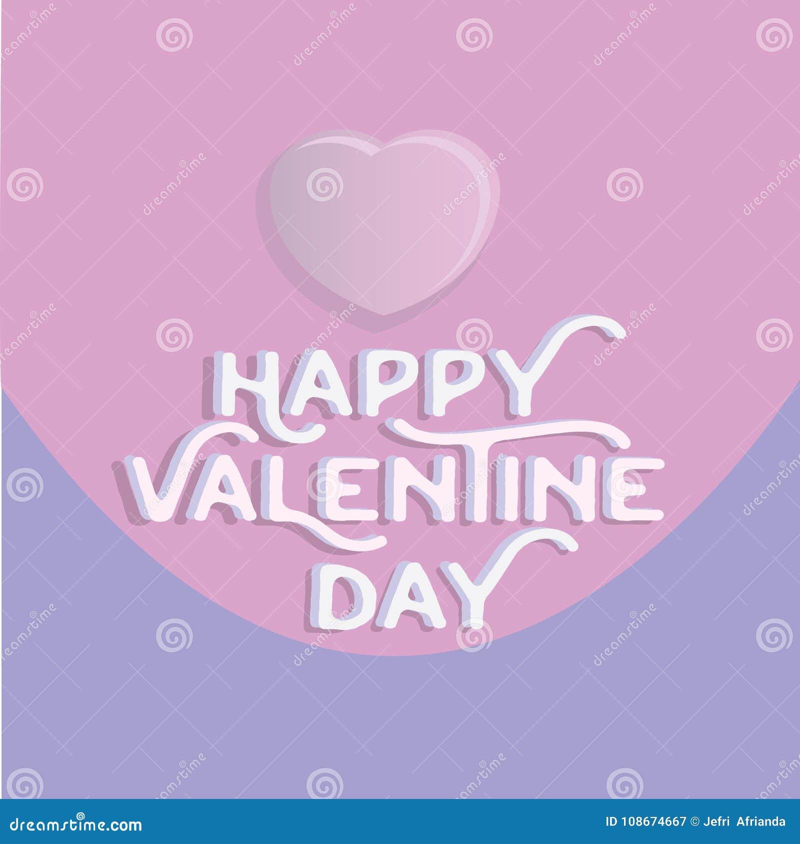 Happy valentine`s day heart , greeting happy valentine day holid
