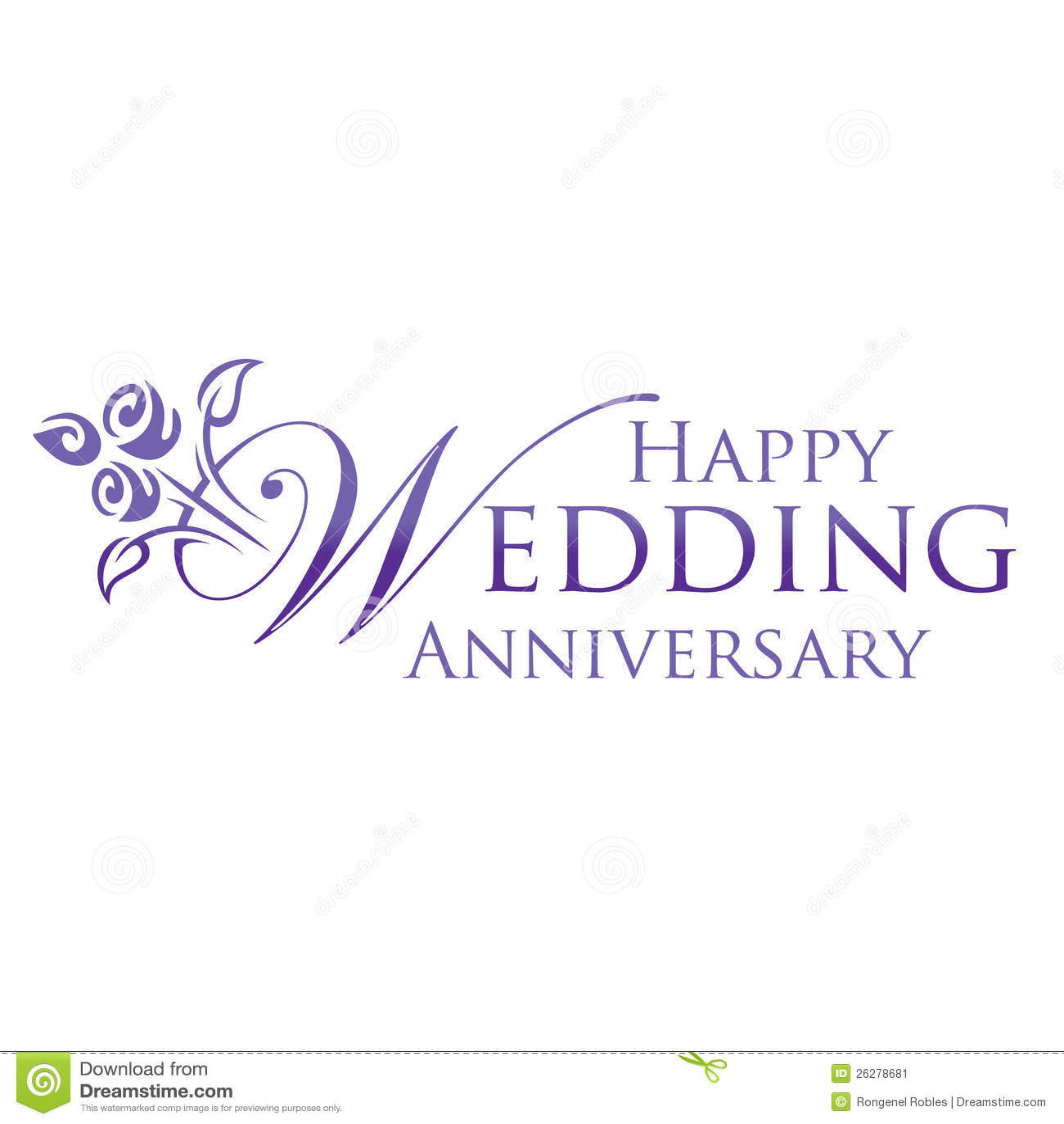 50th wedding anniversary logo design happy wedding anniversary