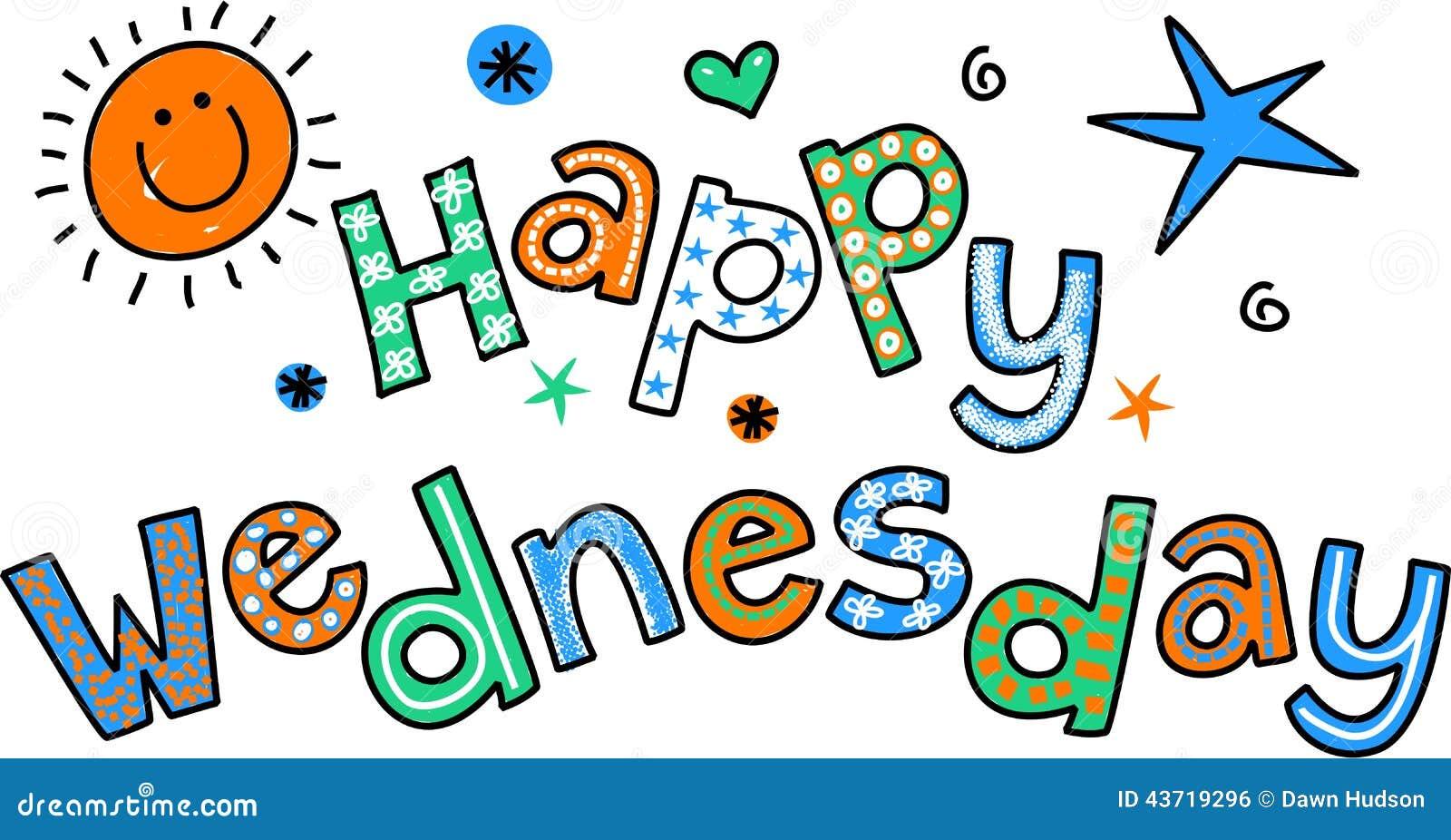 Happy Wednesday Stock Illustrations – 1,081 Happy Wednesday Stock  Illustrations, Vectors & Clipart - Dreamstime