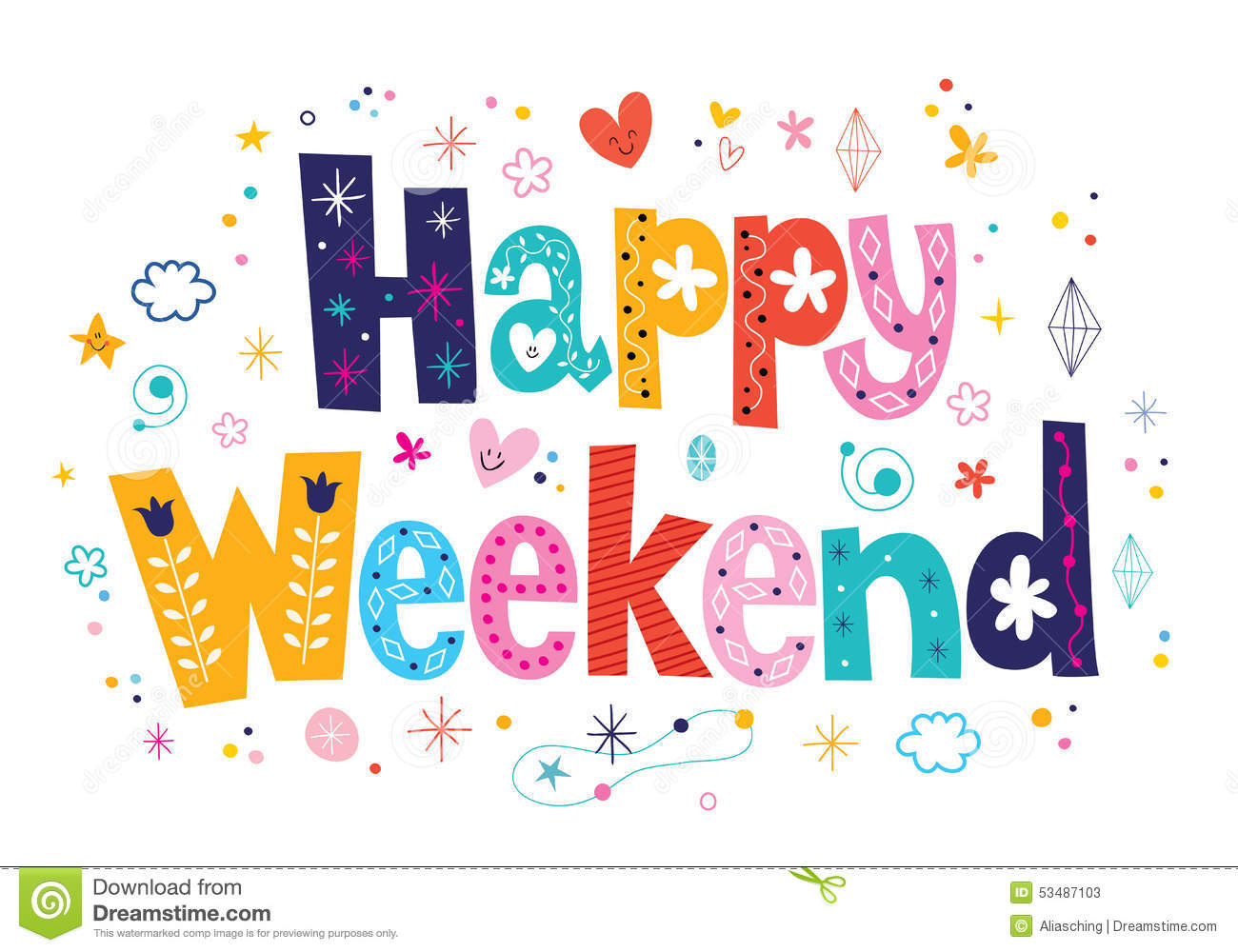 weekend stock illustrations 29 259 weekend stock illustrations rh dreamstime com free have a good weekend clipart have a great weekend clipart free
