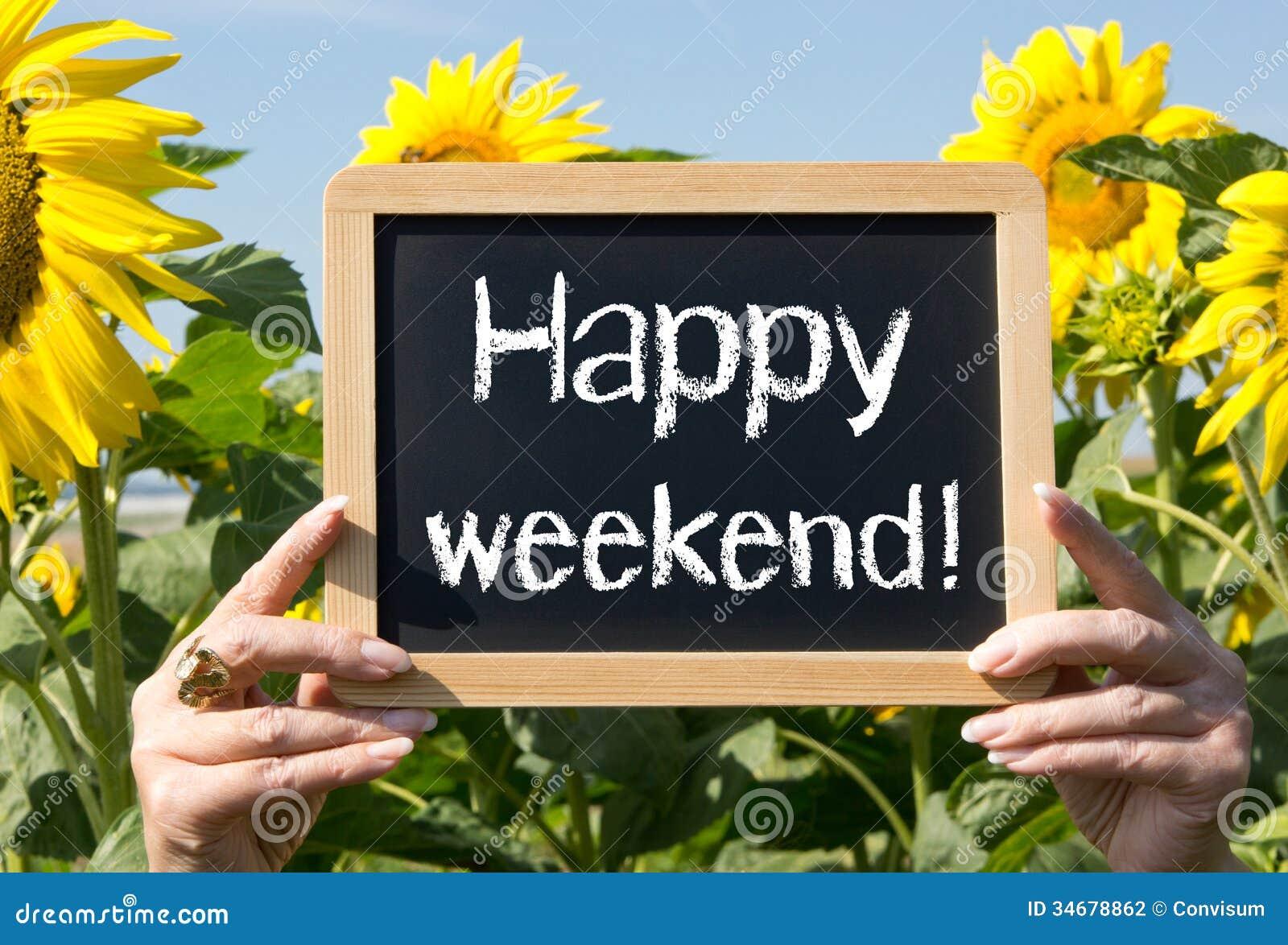 Happy Weekend.De