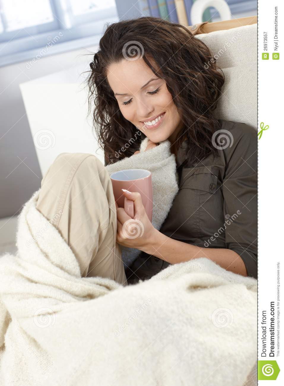 cee2a1bbb3 Happy Woman Cuddling Blanket Stock Images - Download 268 Royalty Free Photos