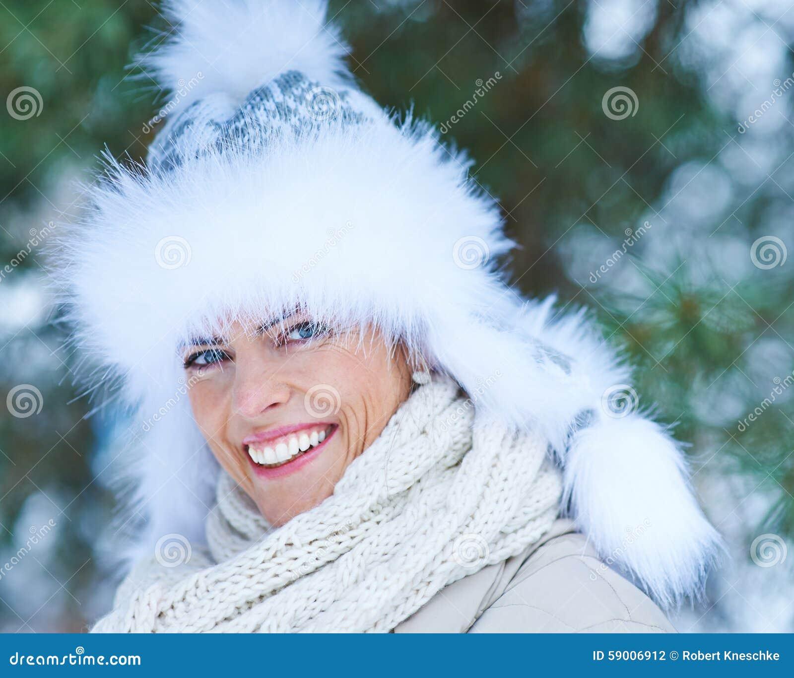 in winter fur - photo #34