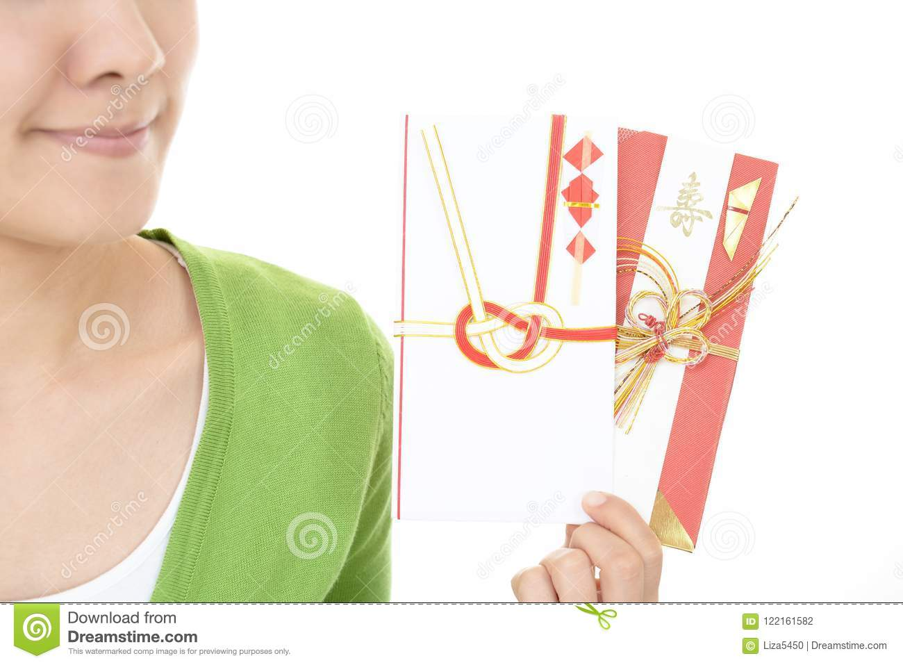 special envelope for monetary gifts stock photo image of happiness