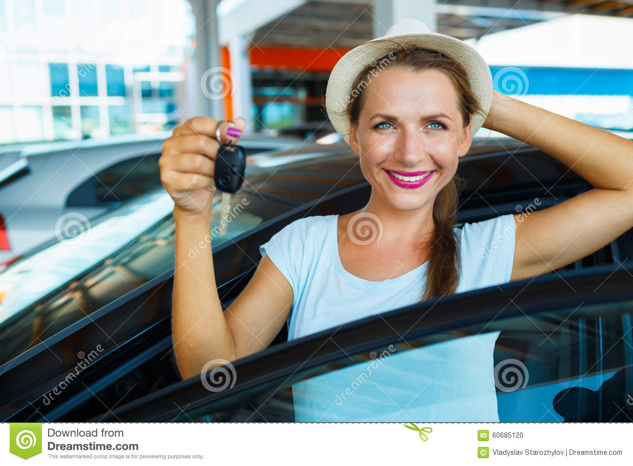 Best Used Car For New Female Driver