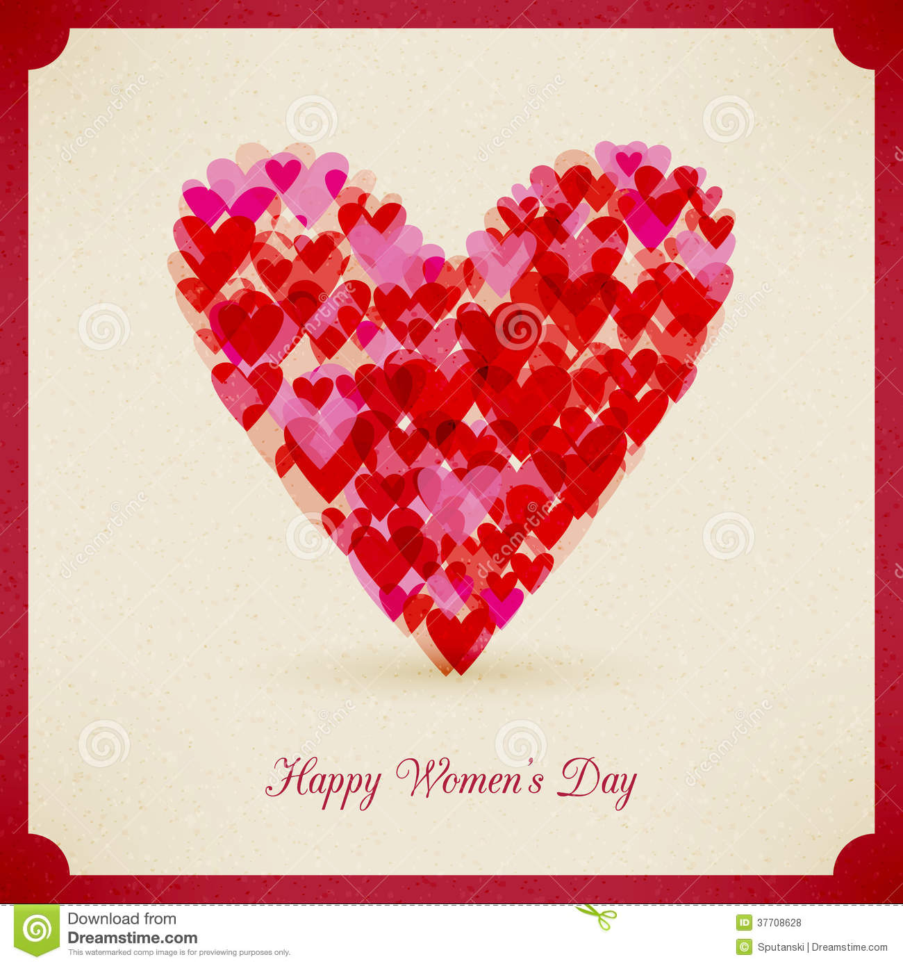 Abstract vintage background stock images image 31930534 - Happy Women S Day Background Paper Card Royalty Free Stock Photos