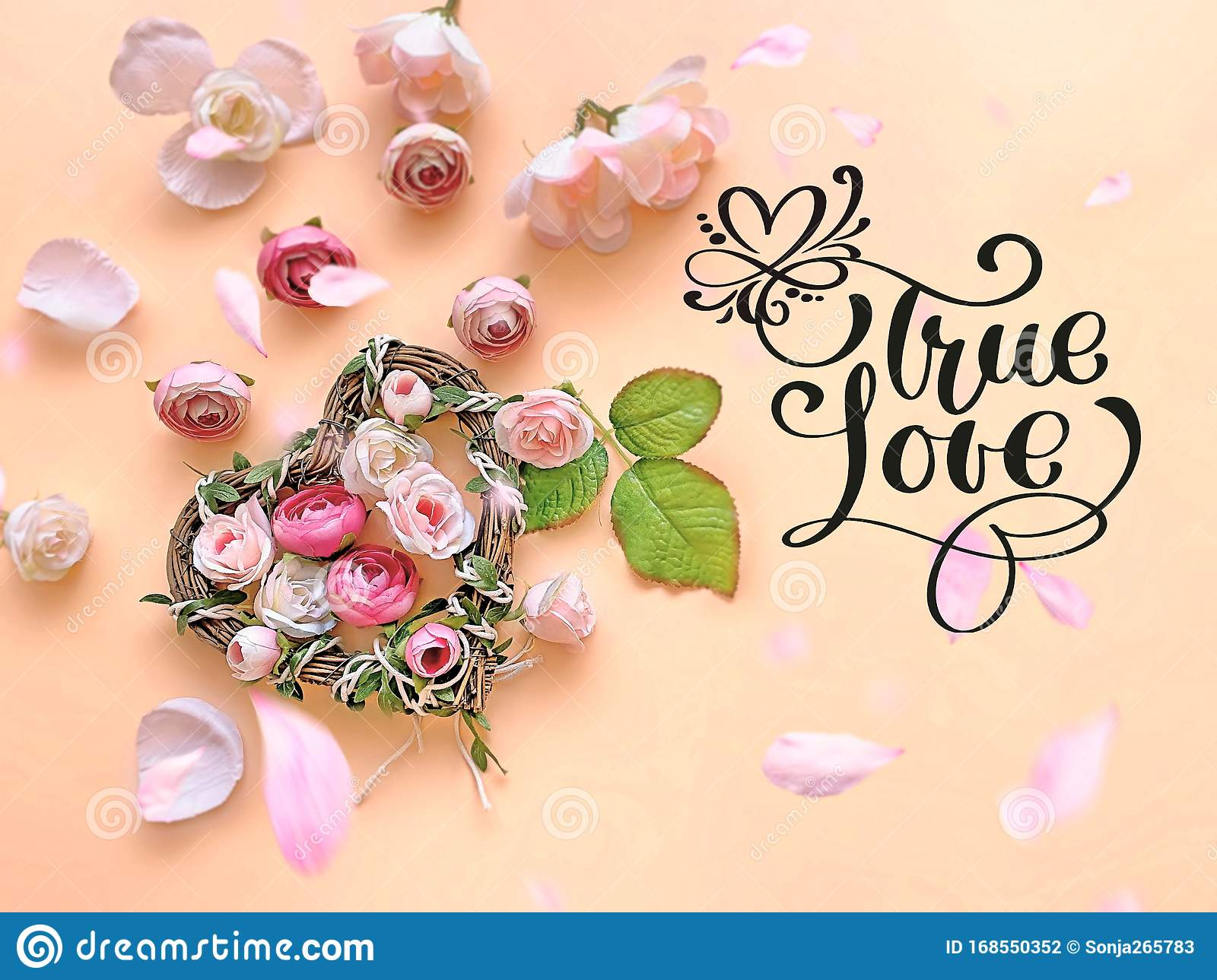 Happy Womens Day Greetings Wedding Valentine Friendship Love Best Wishes Greetings Card Wishes Quotes Text On Romantic Flo Stock Photo Image Of Copy Background 168550352