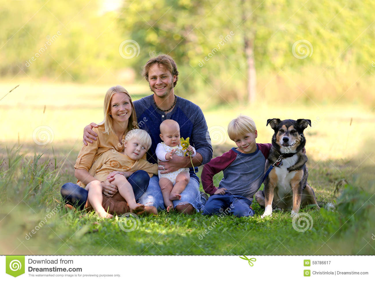 family pets humans
