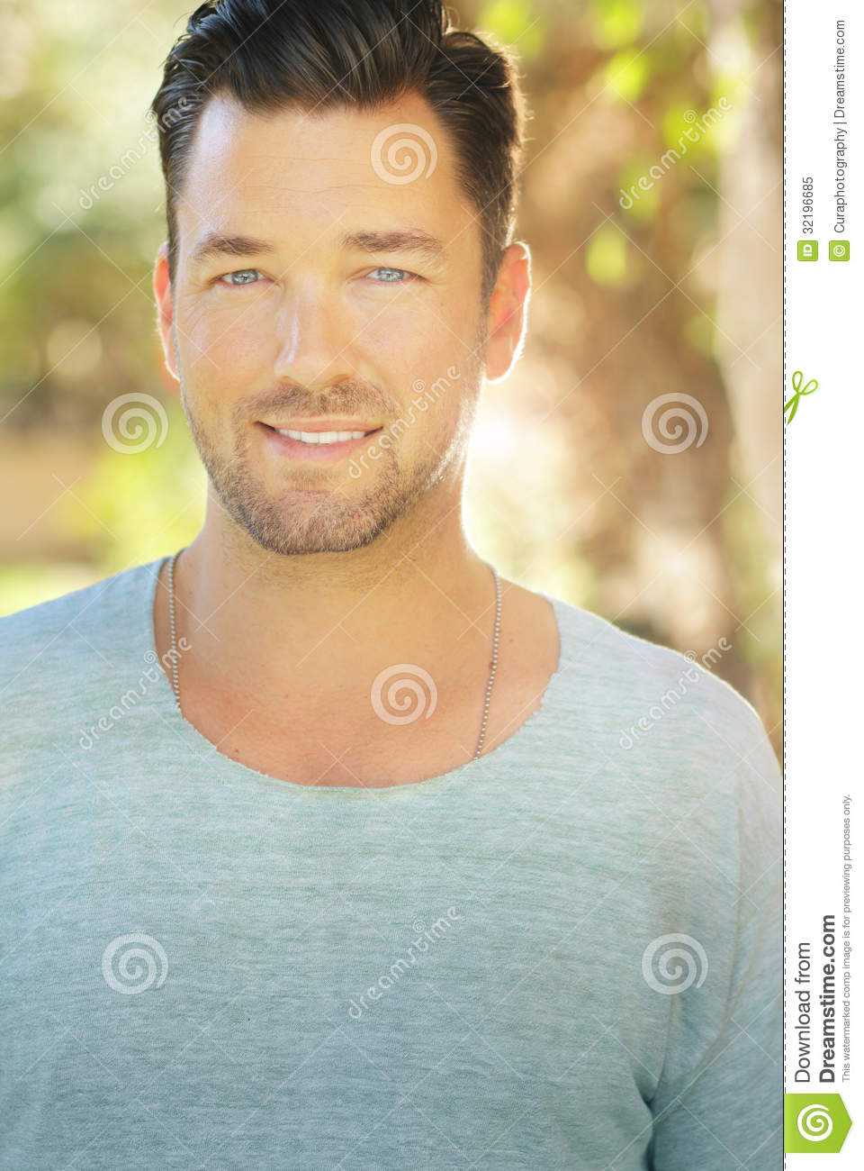Happy Young Man Royalty Free Stock Photo - Image: 32196685  Good Looking Young Man