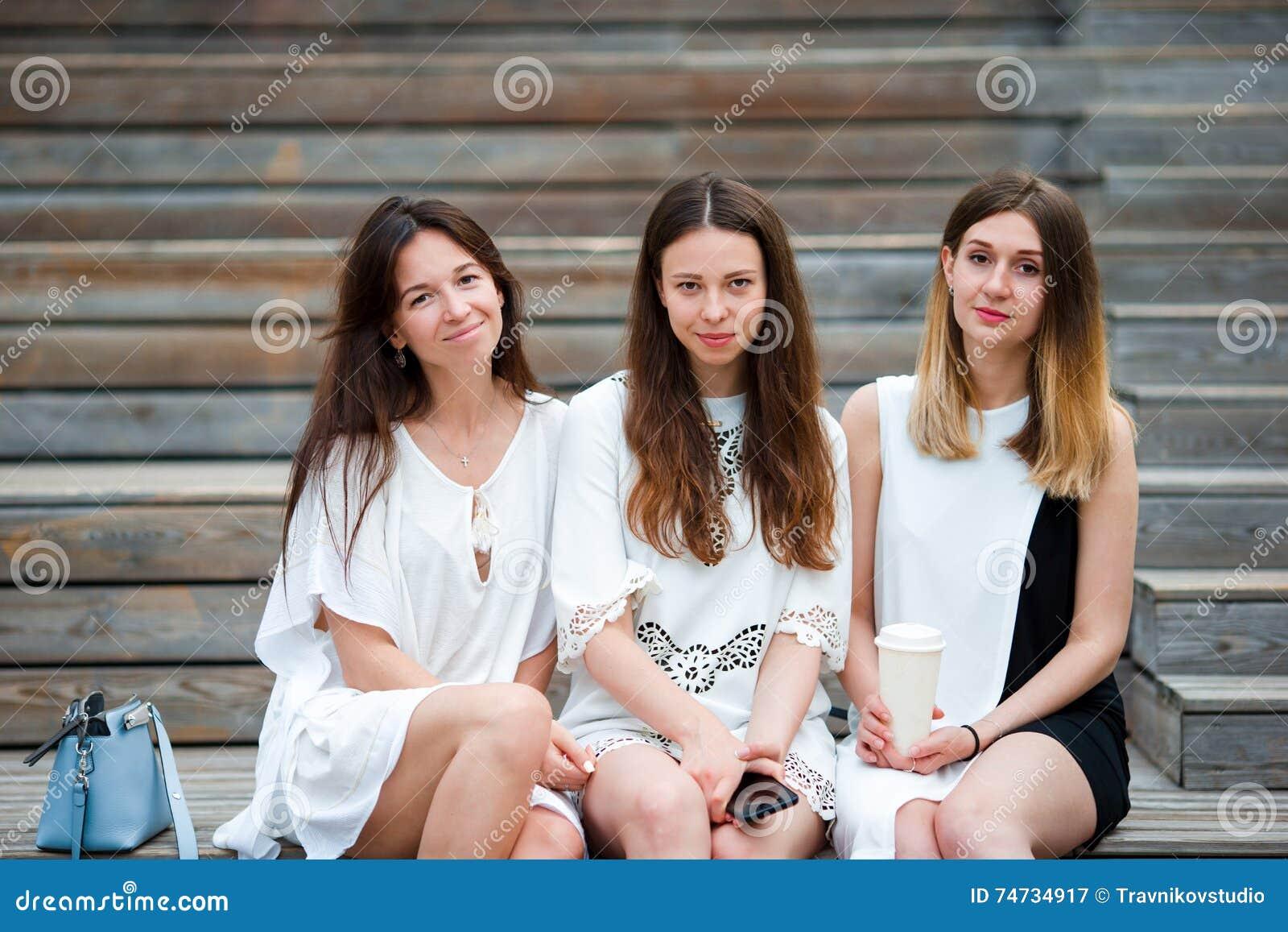 Hot caucasian women