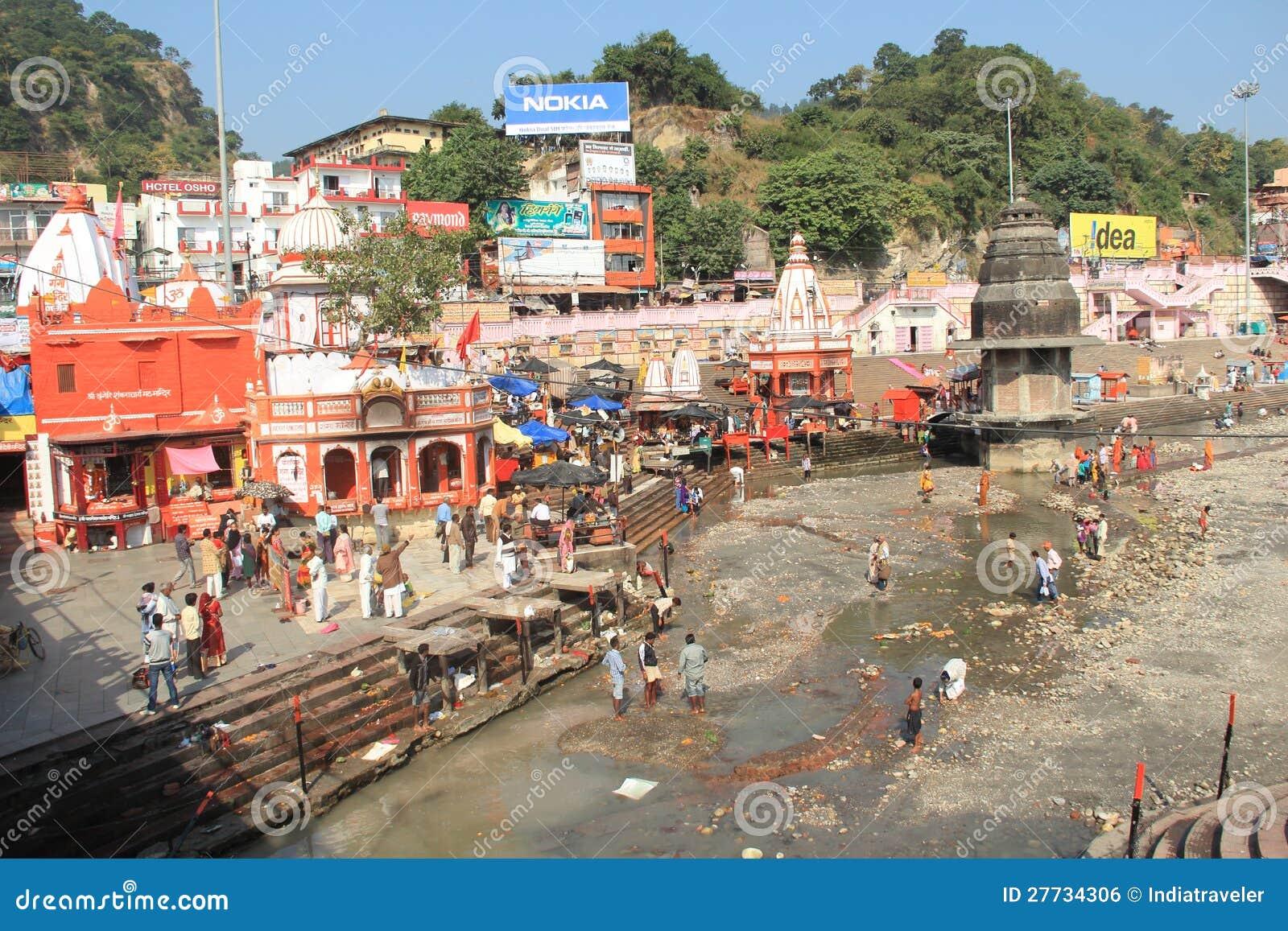 Har Ki Pauri Ghat (haridwar).