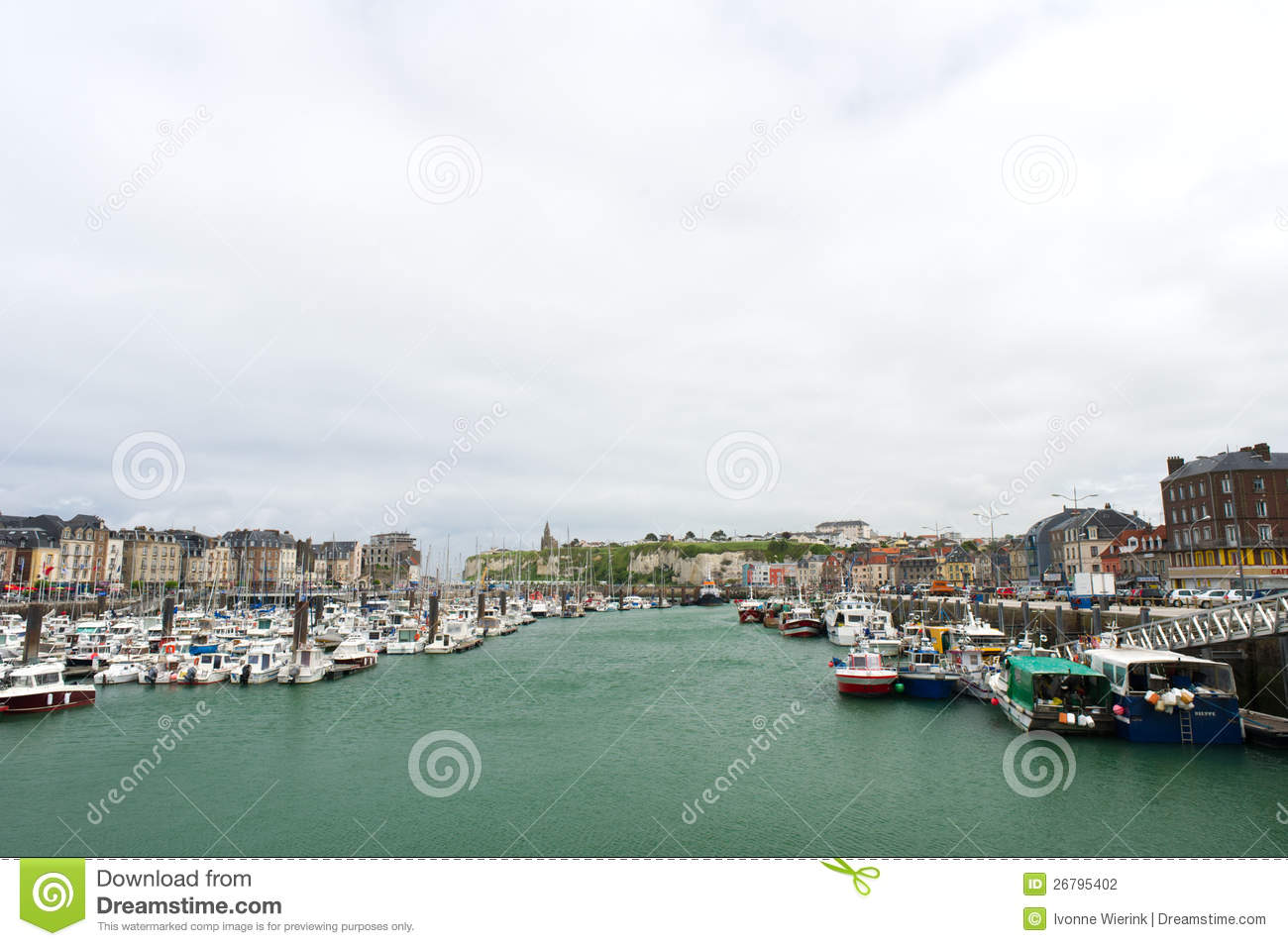 the harbor of dieppe Dieppe, france is in normandy but you can hire bicycles for a few euros per day from opposite the tourist information office in the harbour area estran cit de la mer marine museum with displays that cover shipping, fishing.