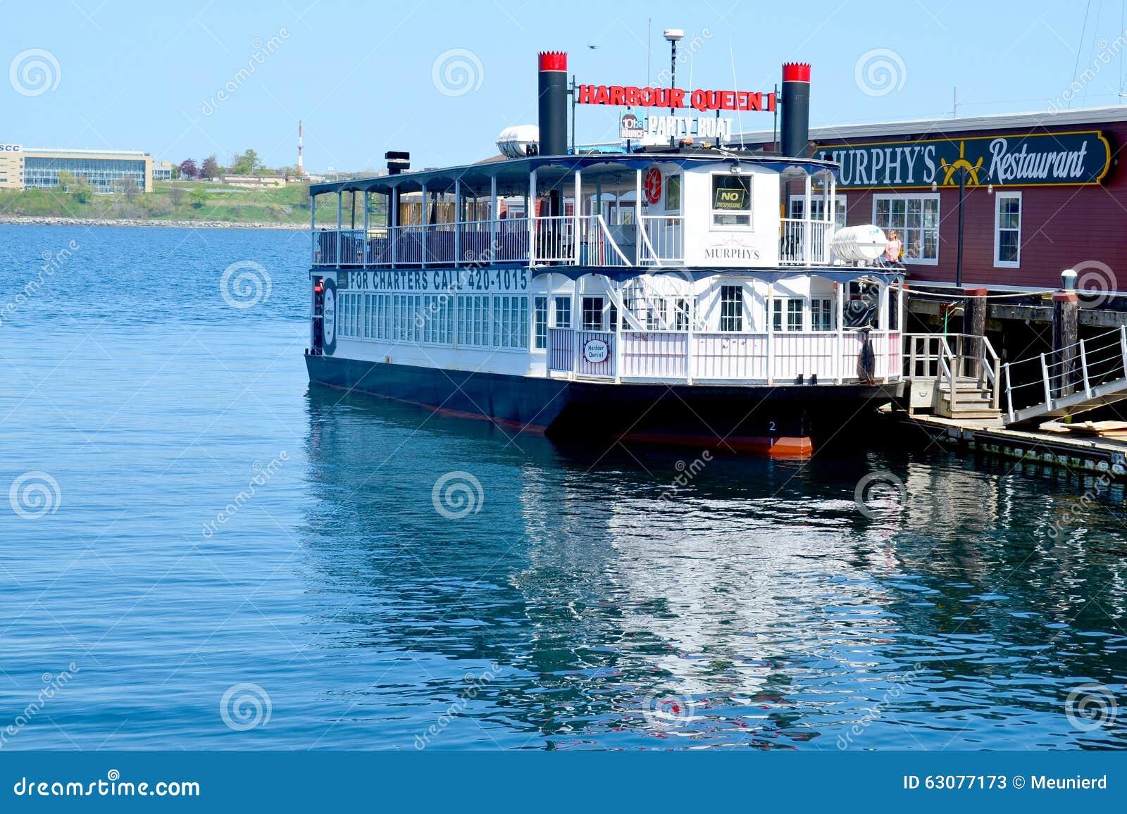 Harbour Queen I Editorial Stock Photo Image 63077173