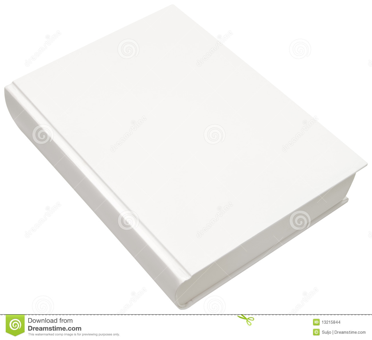 hard book cover stock photo image of knowledge document 13215844