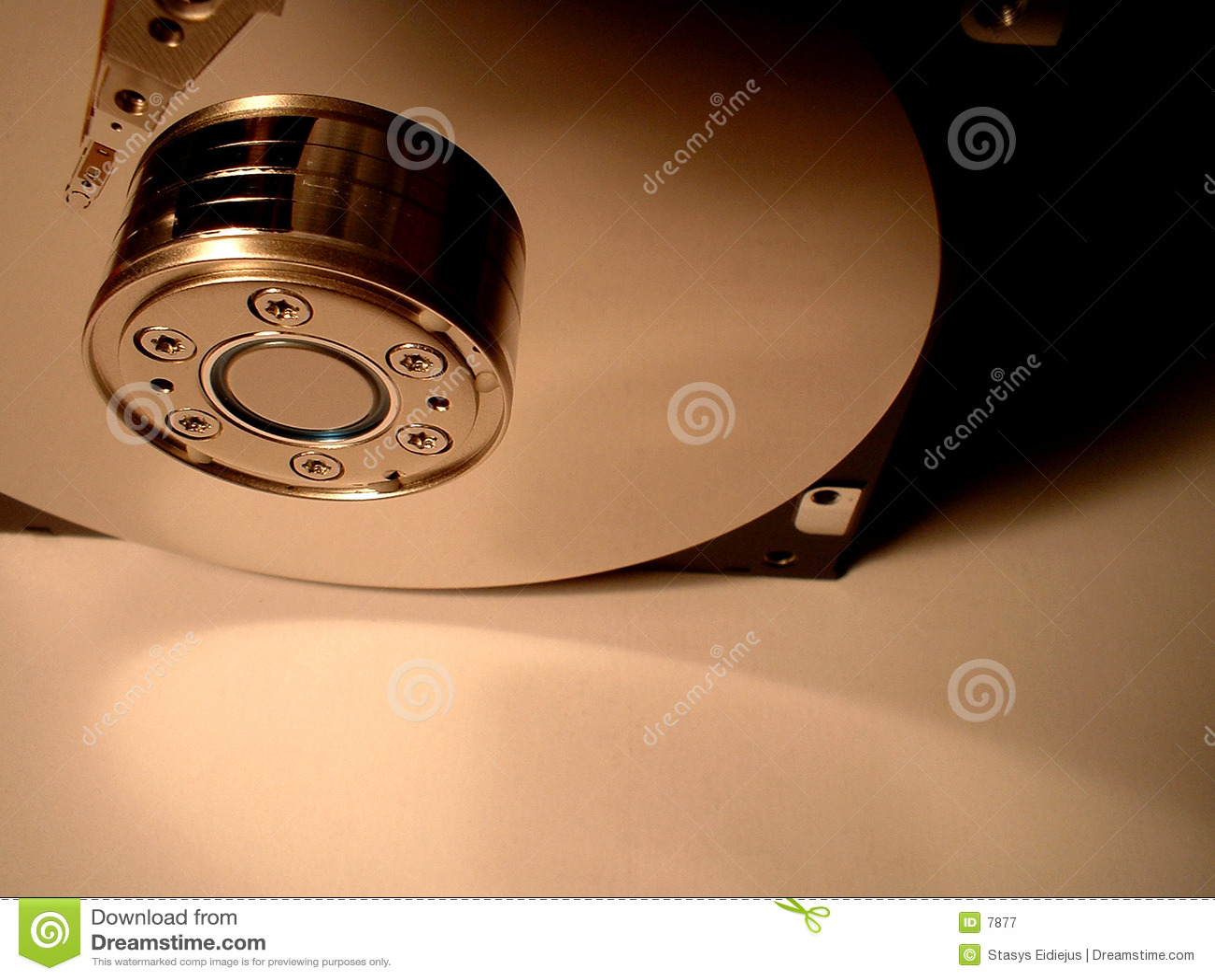 Hard Disk Drive VII
