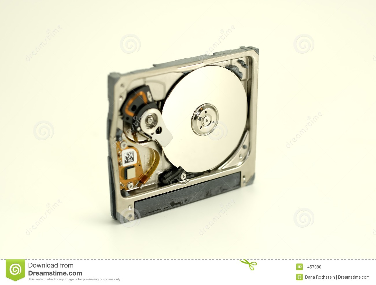 how to fry a computer hard drive