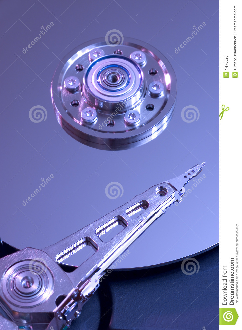 Download Hard Drive stock photo. Image of capacity, harddisc, hard - 1476526