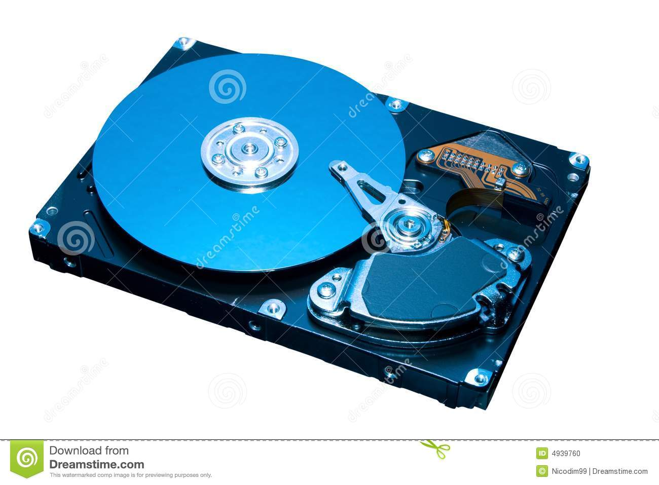 White Room Hard Drive Recovery