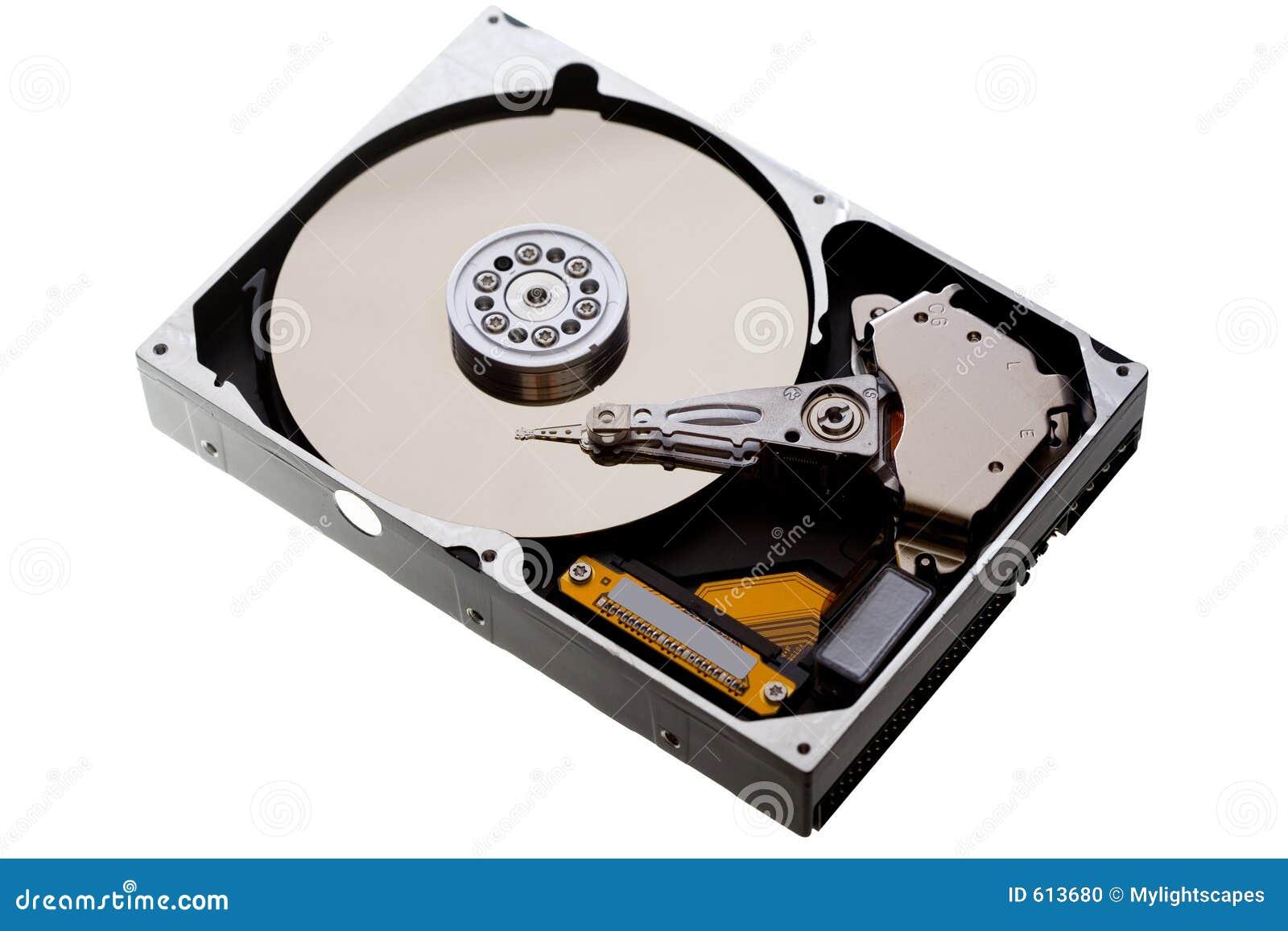 Жесткий диск блок схема