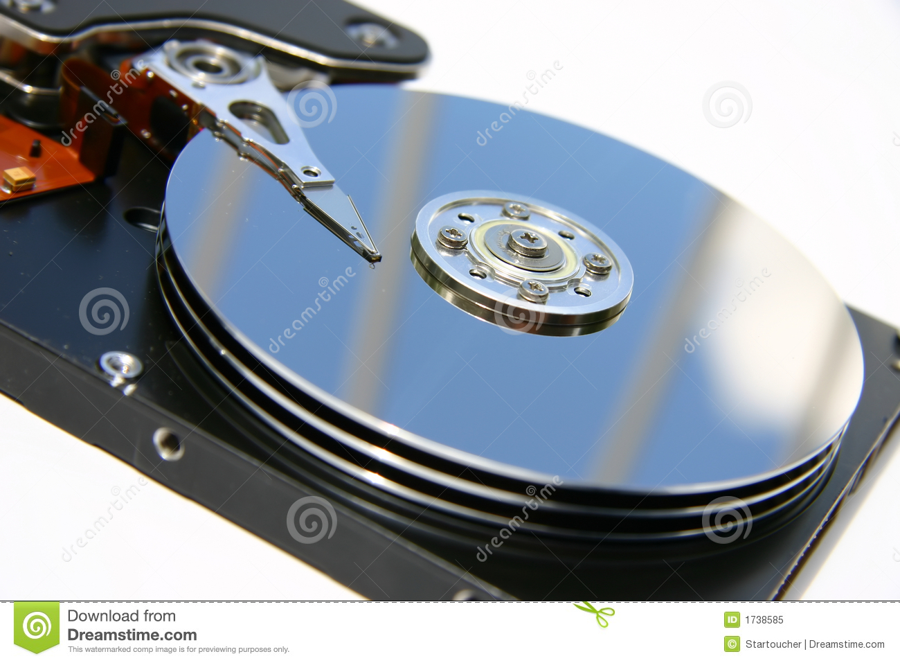 how to detect hard drive
