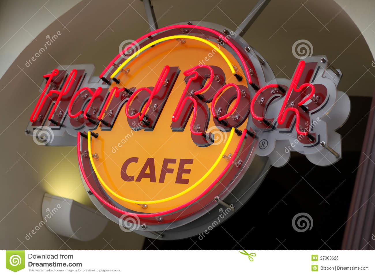 Kette Hard Rock Cafe