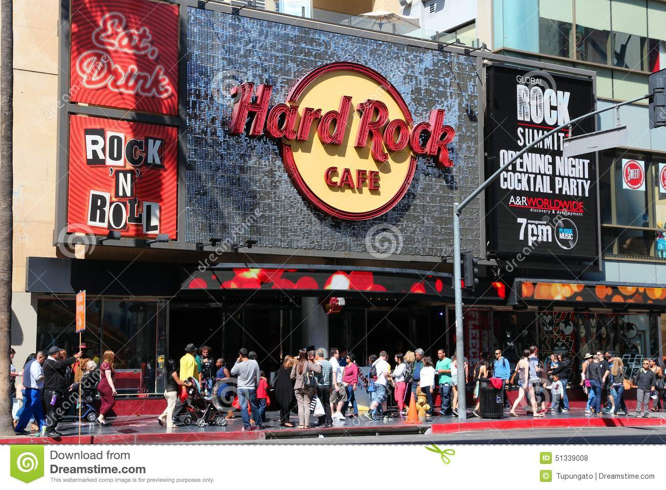 The history of hard rock cafe tourism essay