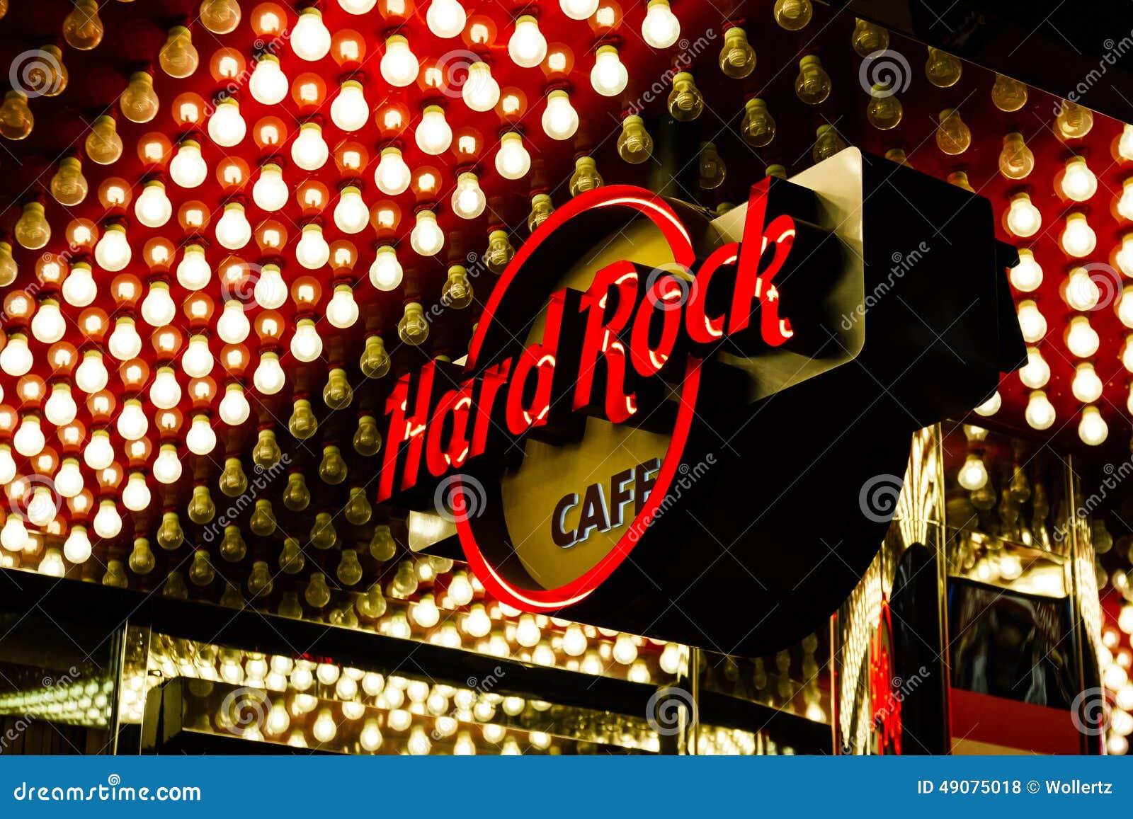 Hard Rock Cafe Food Prices
