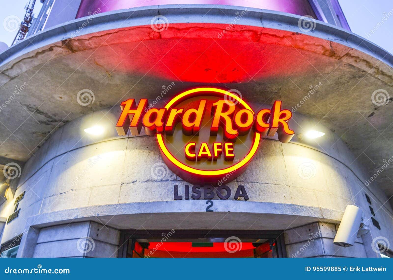 Hard Rock Cafe Lissabon Preise