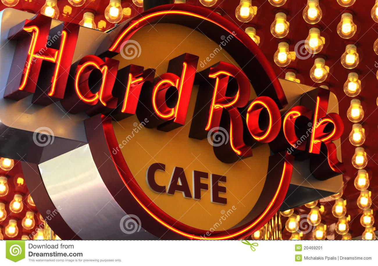 Hard Rock Cafe Symbol