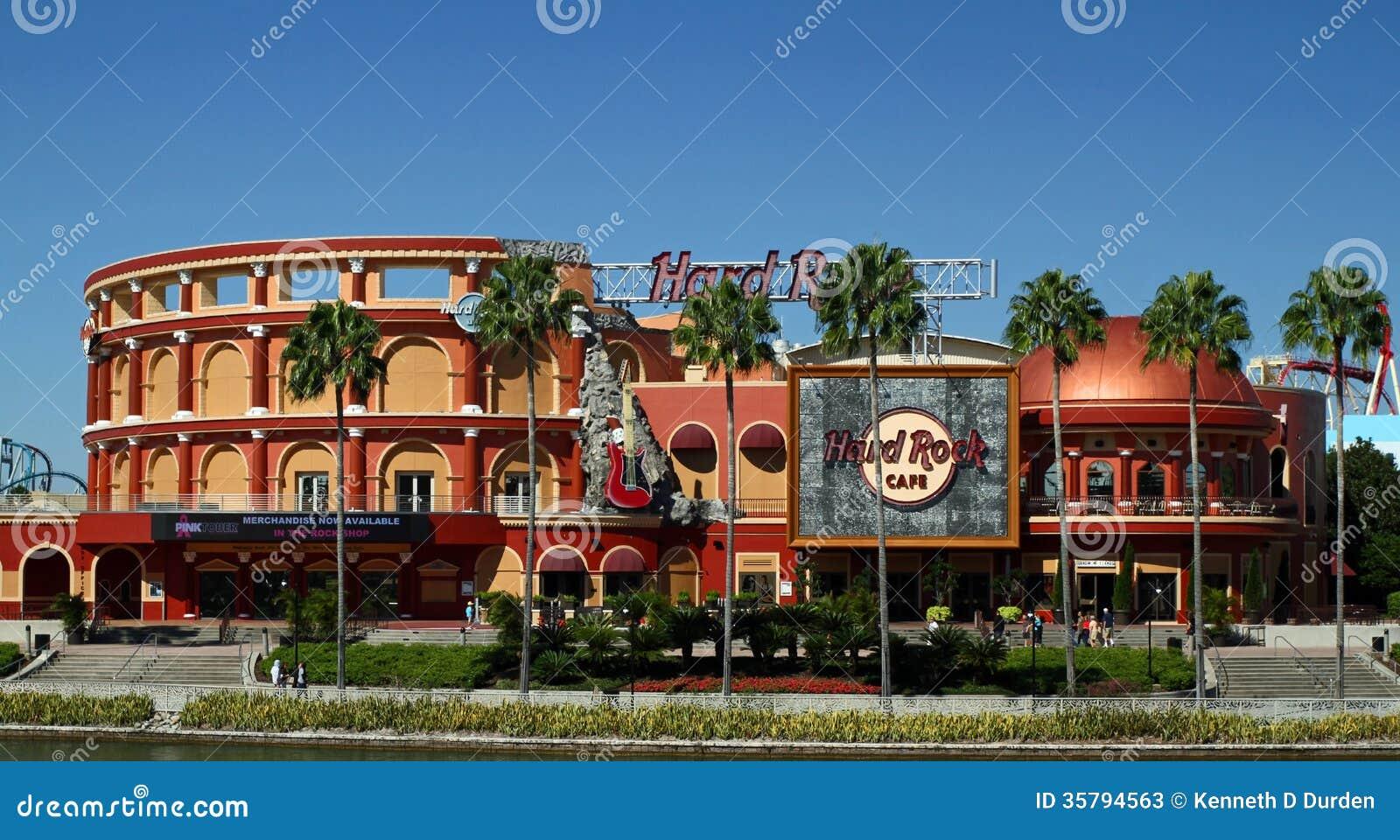 Hard Rock Cafe Resort Orlando Florida