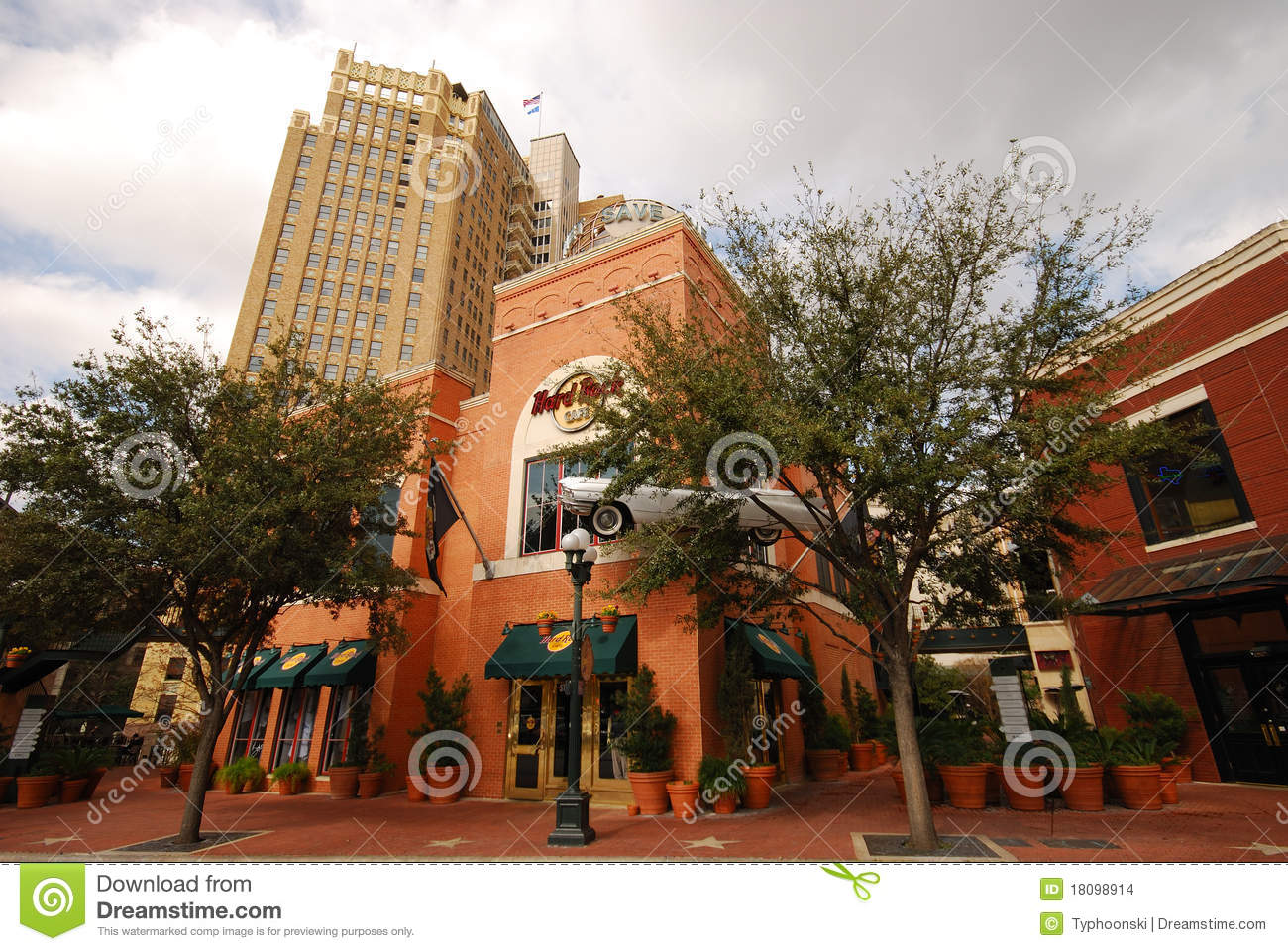 Hard Rock Cafe San Antonio San Antonio Tx United States
